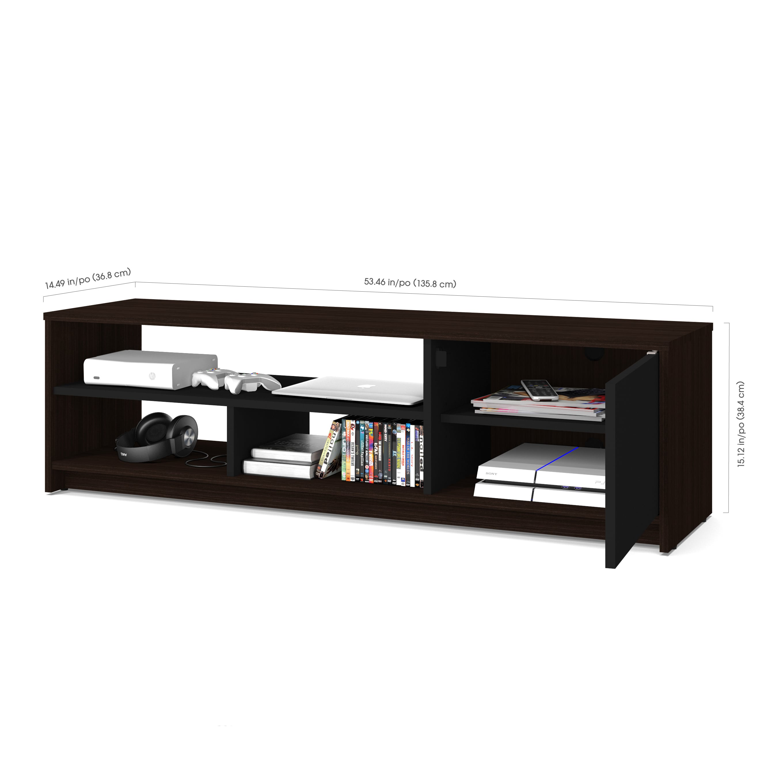 Bestar Small Space 2 Piece Lift Top Storage Coffee Table and TV Stand Set b907606d 2cde 4451 baa2 a1ba418ab1f2 Top Result 50 Luxury Black and White Coffee Table Image 2017 Shdy7