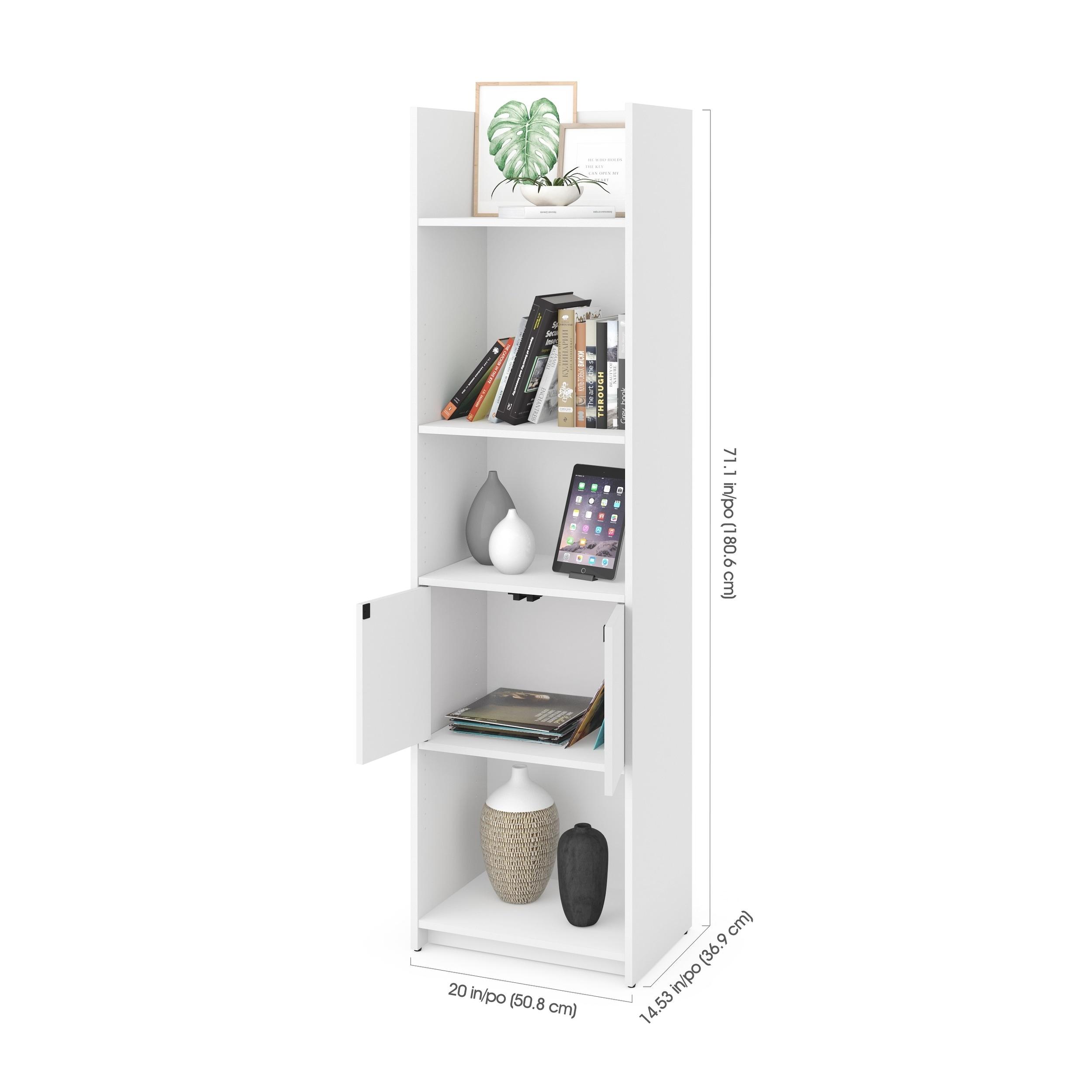 rack video stand itm display bookcases var westwood sentinel book game pb dvd bookcase shelf tower storage cd