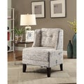 Bobkona Prissy Accent Chair