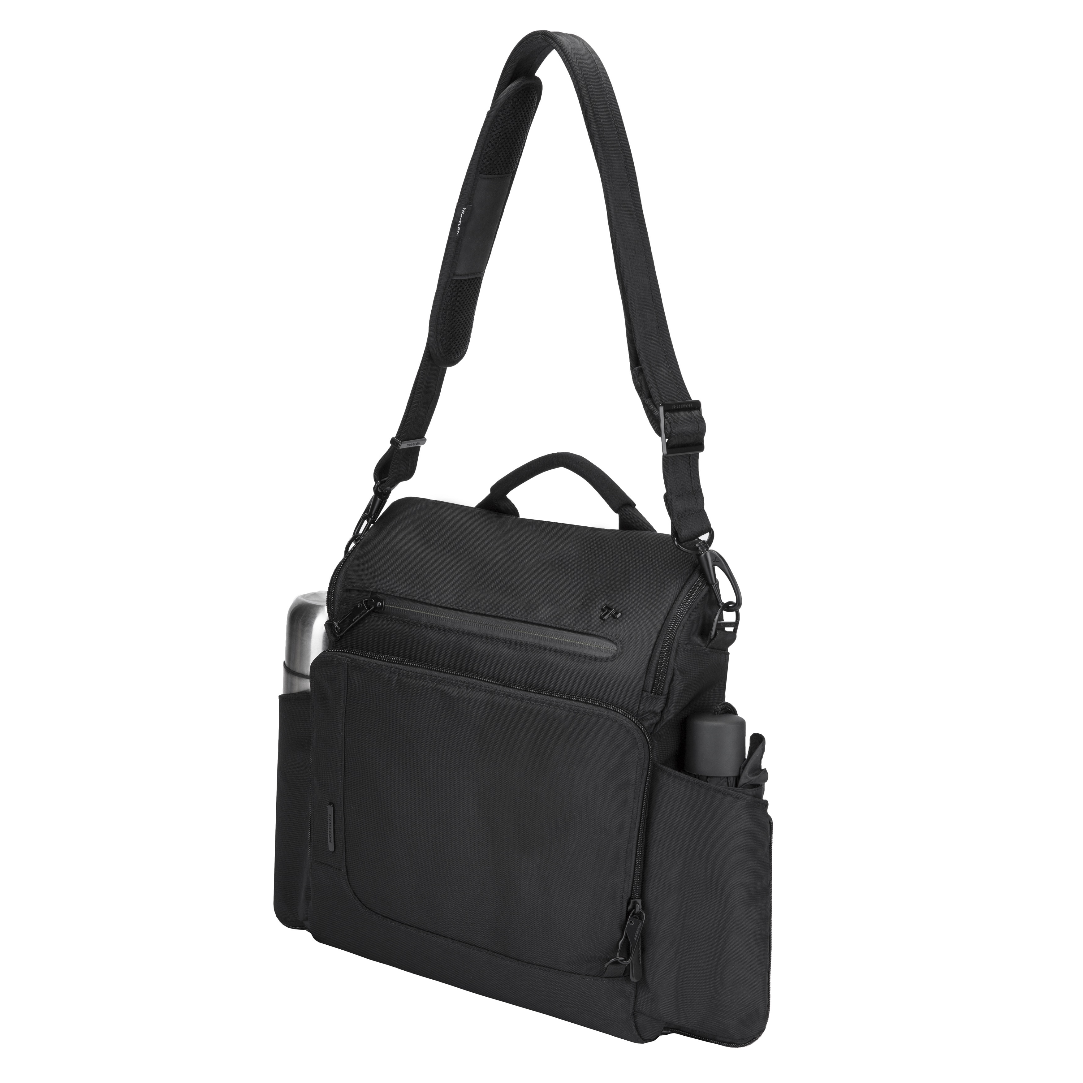 fc3a079c28 Shop Travelon Anti-Theft Urban® North South Tablet Messenger - Free  Shipping Today - Overstock - 15230257