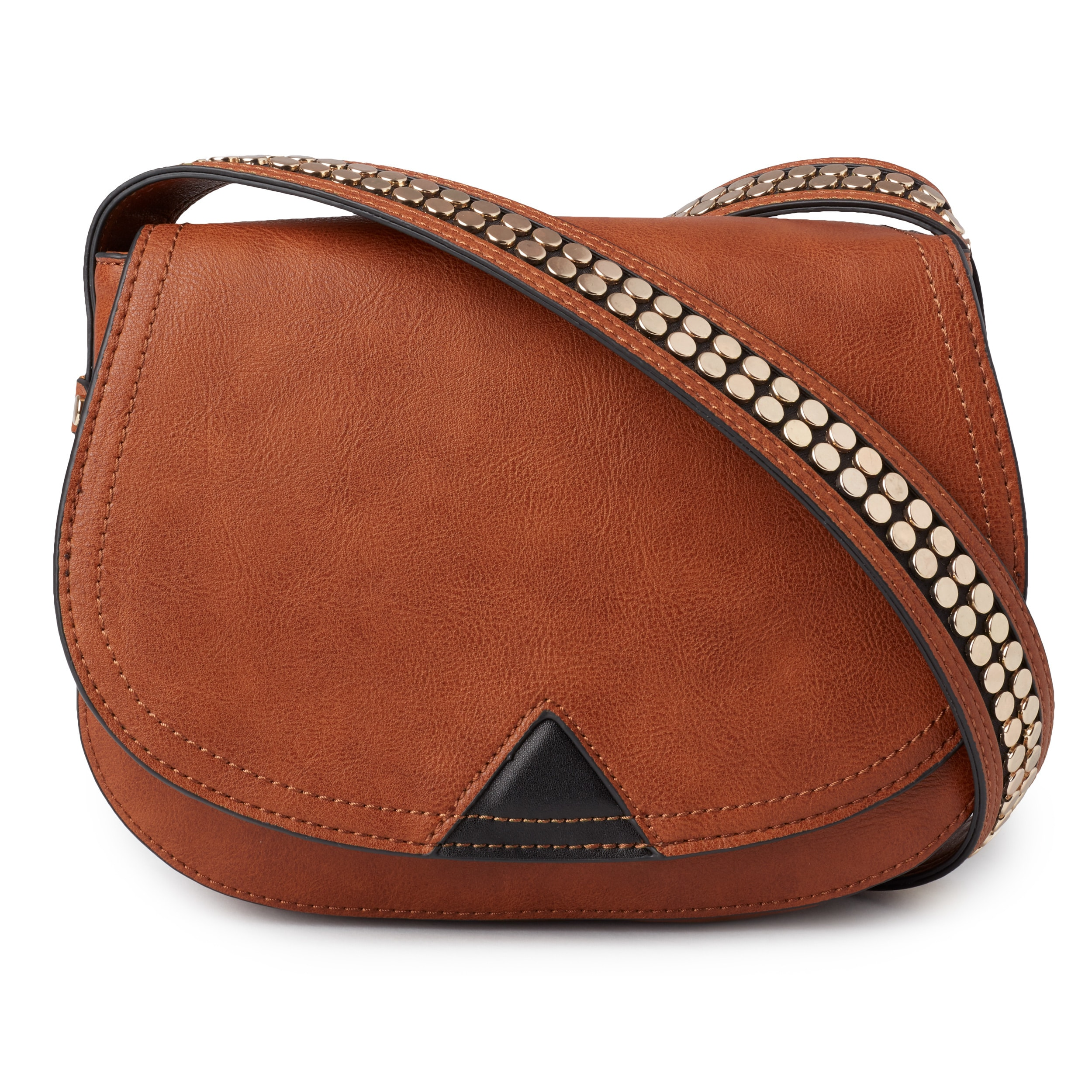 Steve Madden Potter Studded Strap Crossbody Handbag Free Shipping Today 21706554