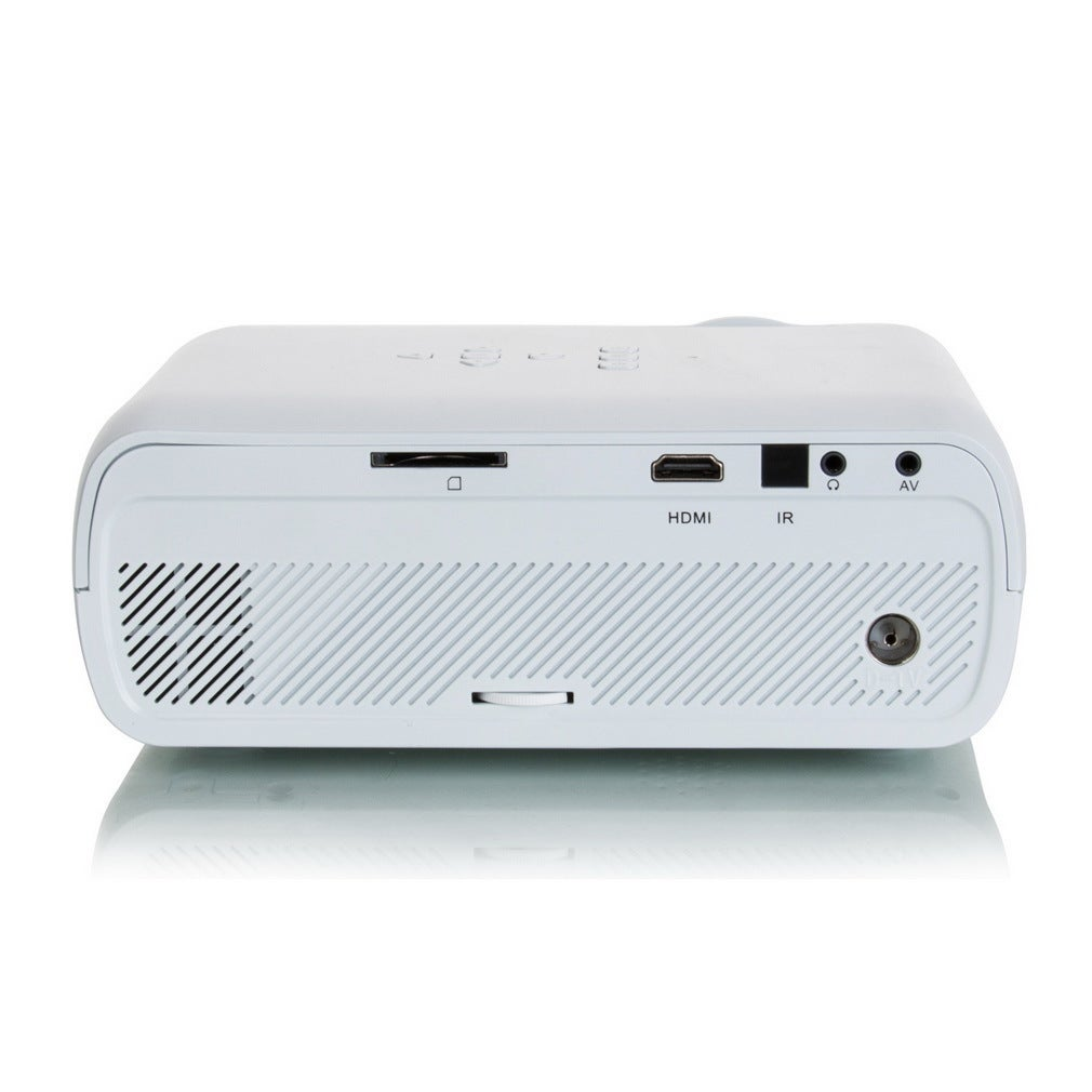 Shop 1600LM HD 3D LED Projector Home Cinema Theater VGA USB AV HDMI ...