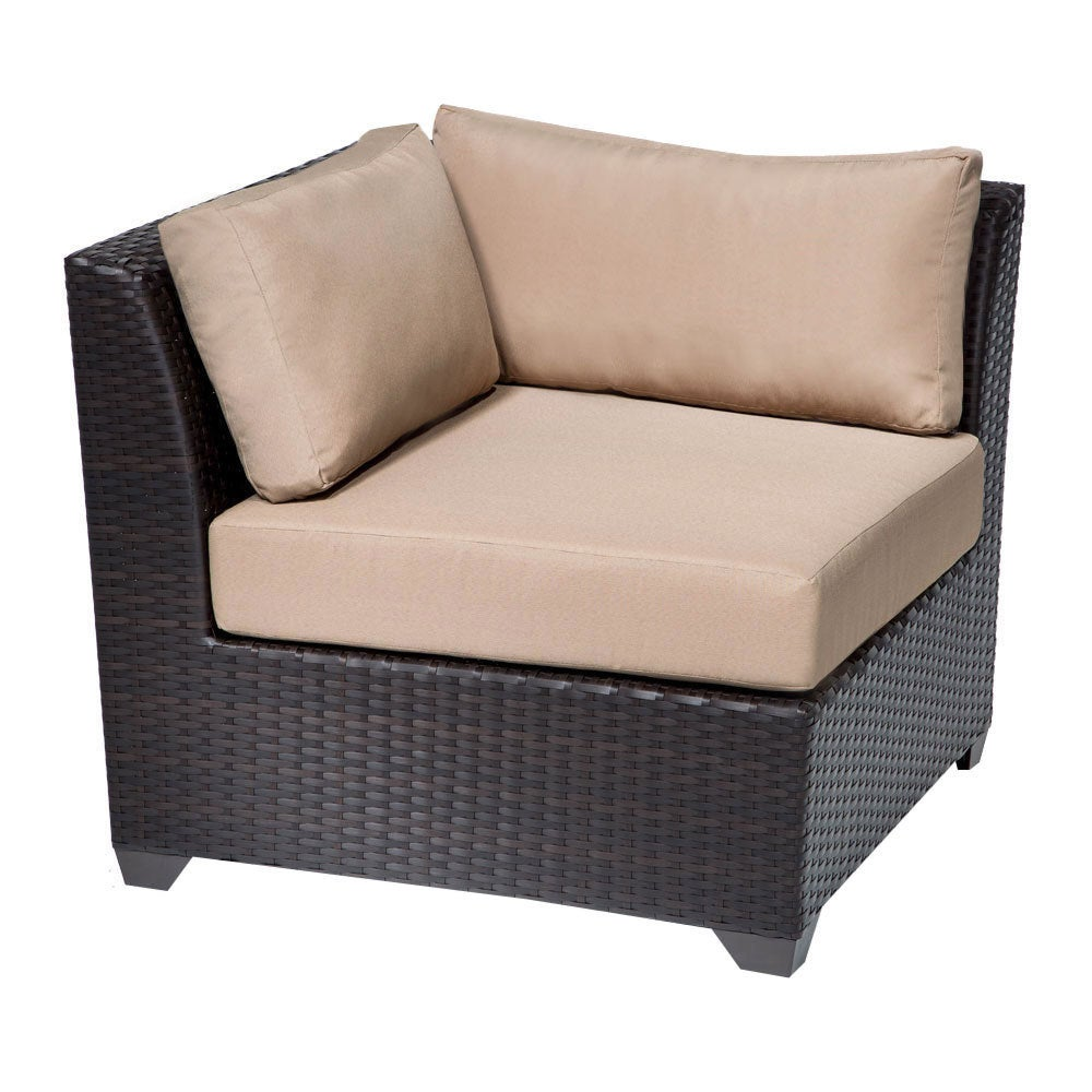 Shop Barbados 12 Piece Outdoor Wicker Patio Furniture Set 12d   Free  Shipping Today   Overstock.com   15269093