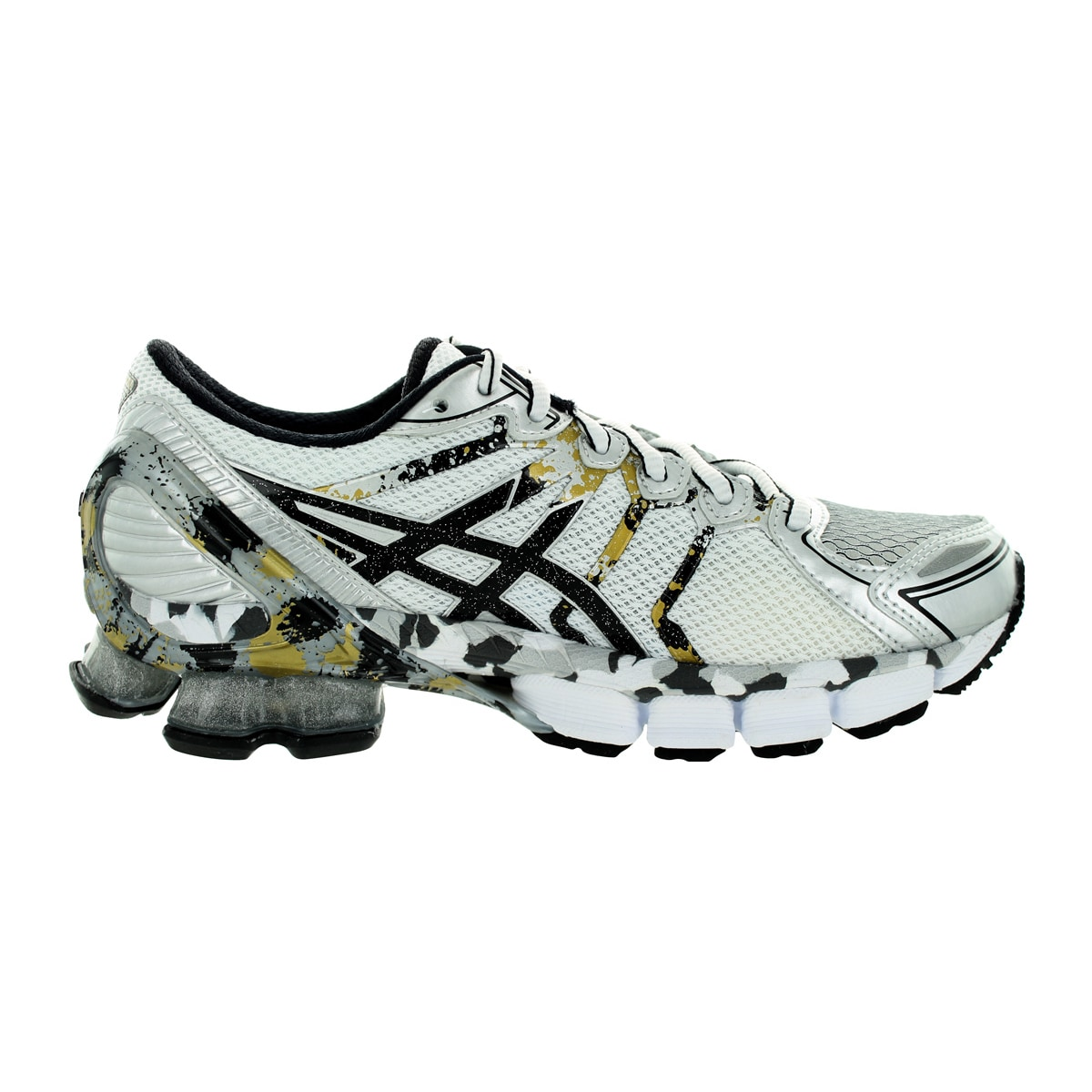 more photos a75f3 aef17 Shop Asics Women s Gel-Sendai 2 Running Shoe - Free Shipping Today -  Overstock - 15269213
