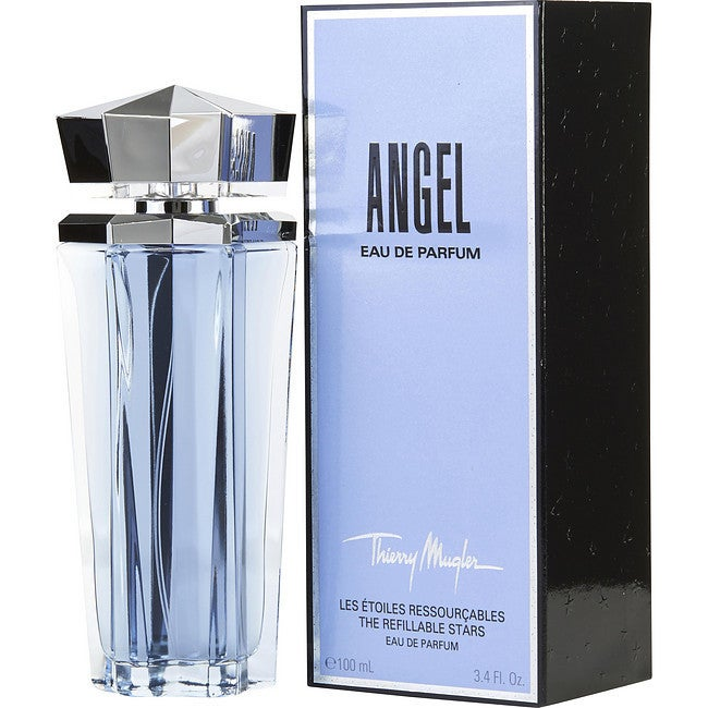 Shop Thierry Mugler Angel Heavenly Star Womens 34 Ounce Eau De