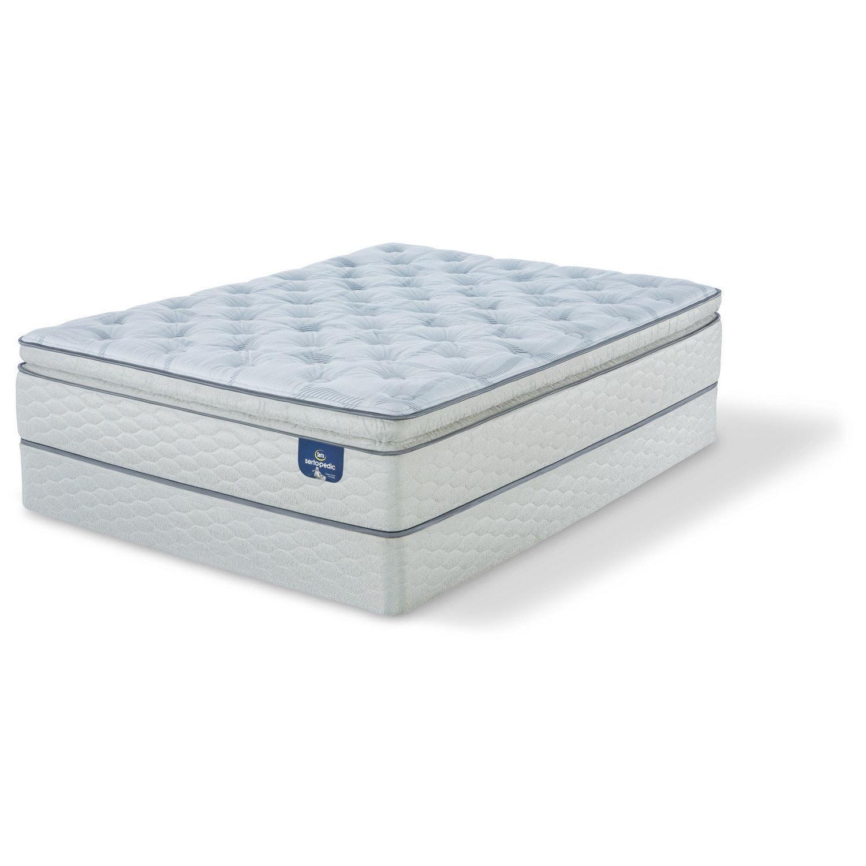 queen size mattress. Serta Westview Super Pillow Top Queen-size Mattress Set - Free Shipping Today Overstock 21744939 Queen Size I