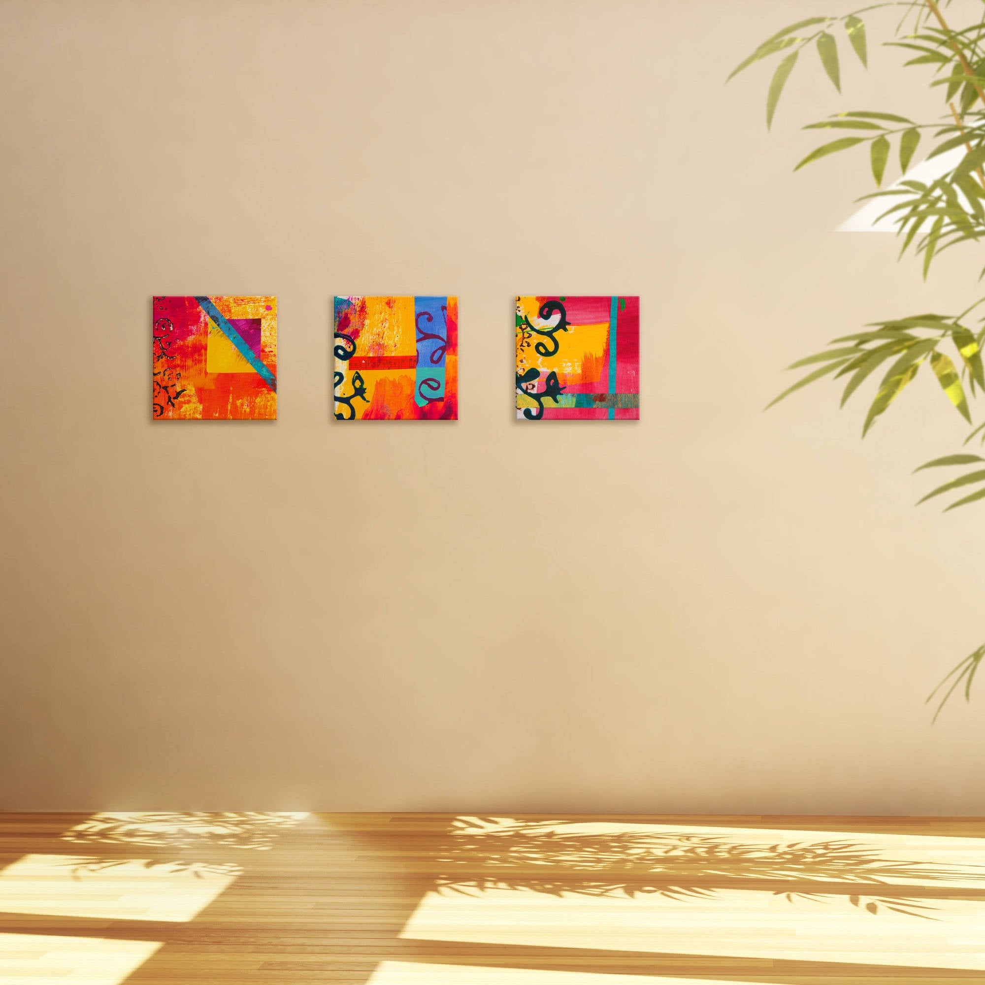 Famous Set Of 3 Wall Decor Photos - Wall Art Collections ...