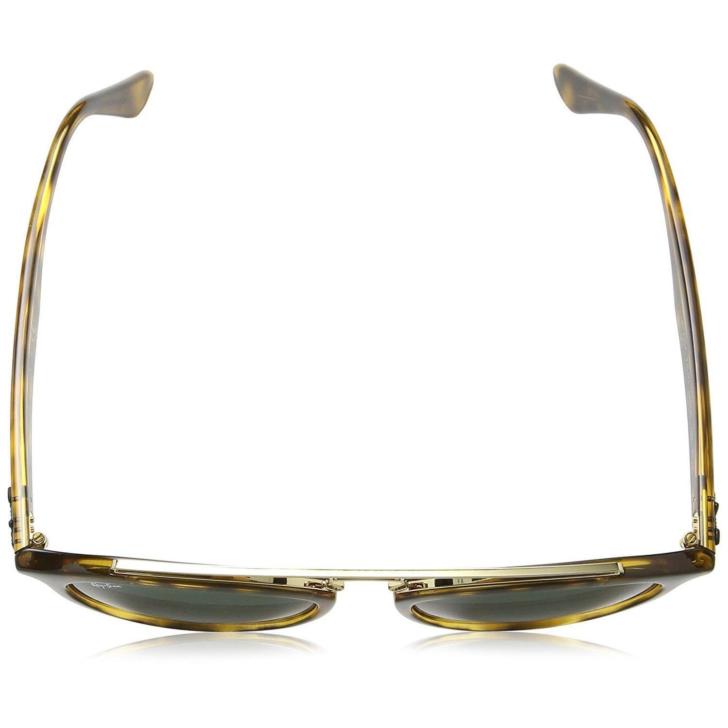 273682ca8f Shop Ray-Ban Gatsby II RB4257 710 71 Women s Tortoise Frame Green Classic  Lens Sunglasses - Free Shipping Today - Overstock - 15287404