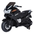 Blazin Wheels Black 12V Motorcycle