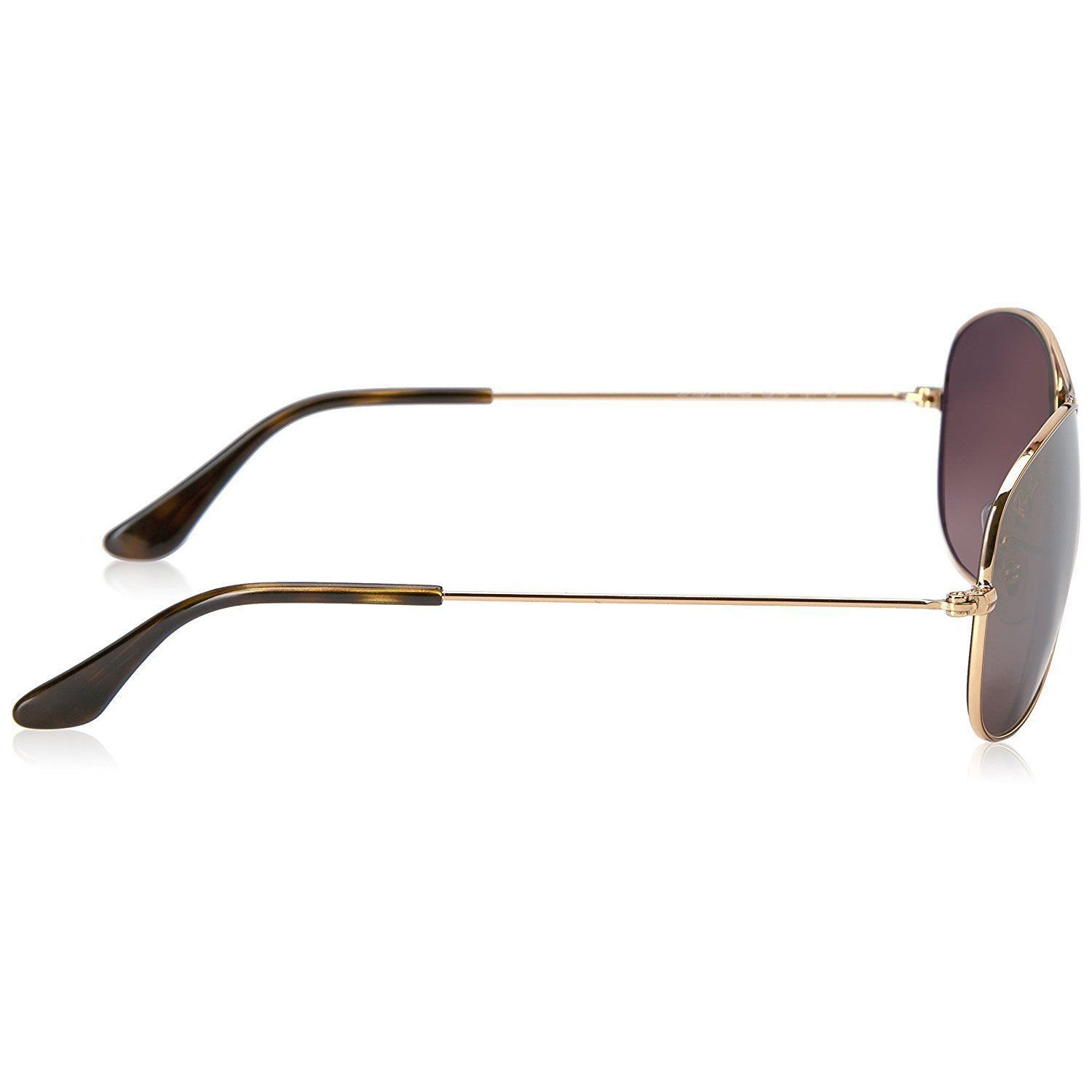 a225d7155c Shop Ray-Ban Chromance RB3562 001 6B Men s Gold Frame Purple Mirror  Polarized 59mm Lens Sunglasses - Free Shipping Today - Overstock - 15287631