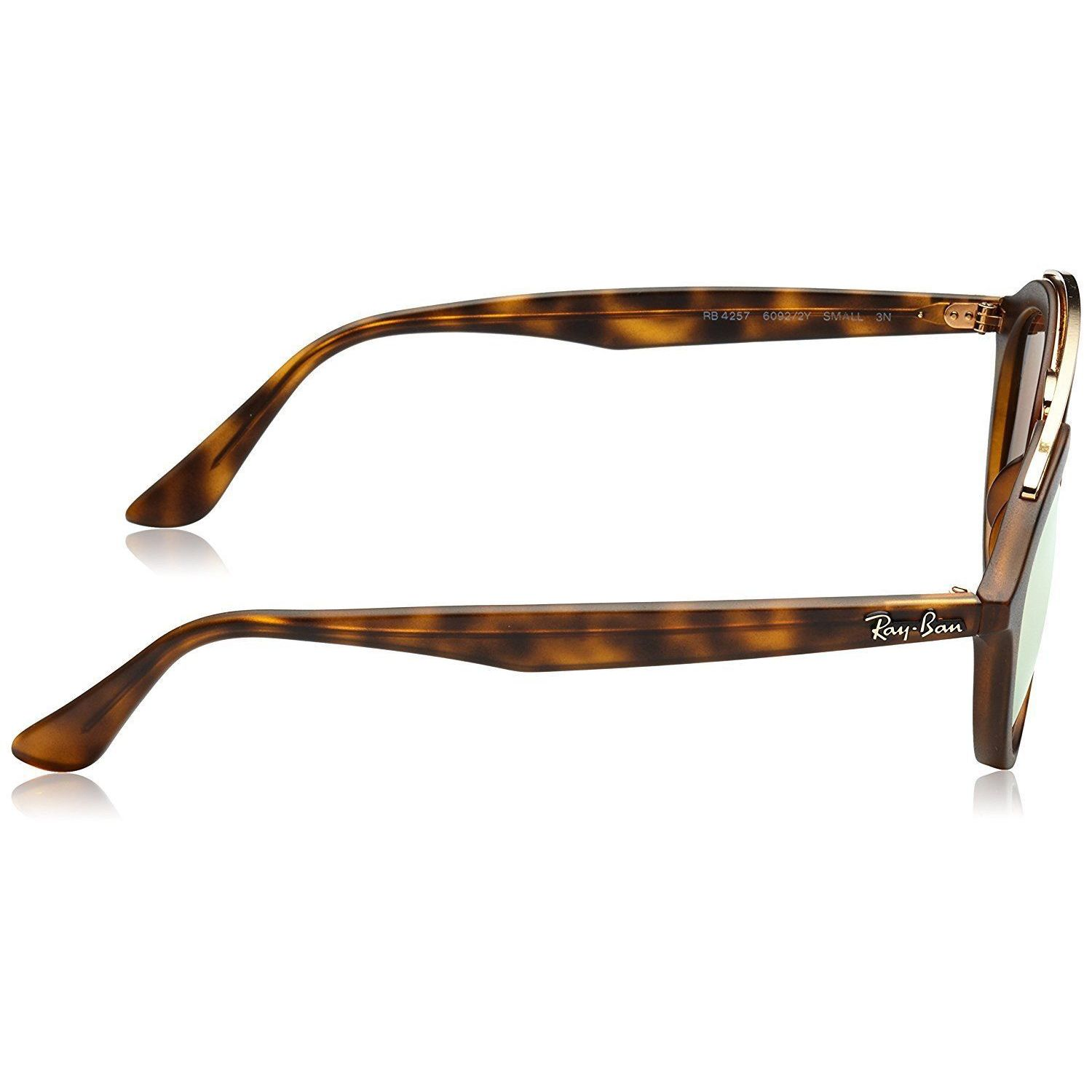 2e4a5b2c42 Shop Ray-Ban Gatsby II RB4257 60922Y Women s Tortoise Frame Copper Mirror  Lens Sunglasses - Free Shipping Today - Overstock - 15287638