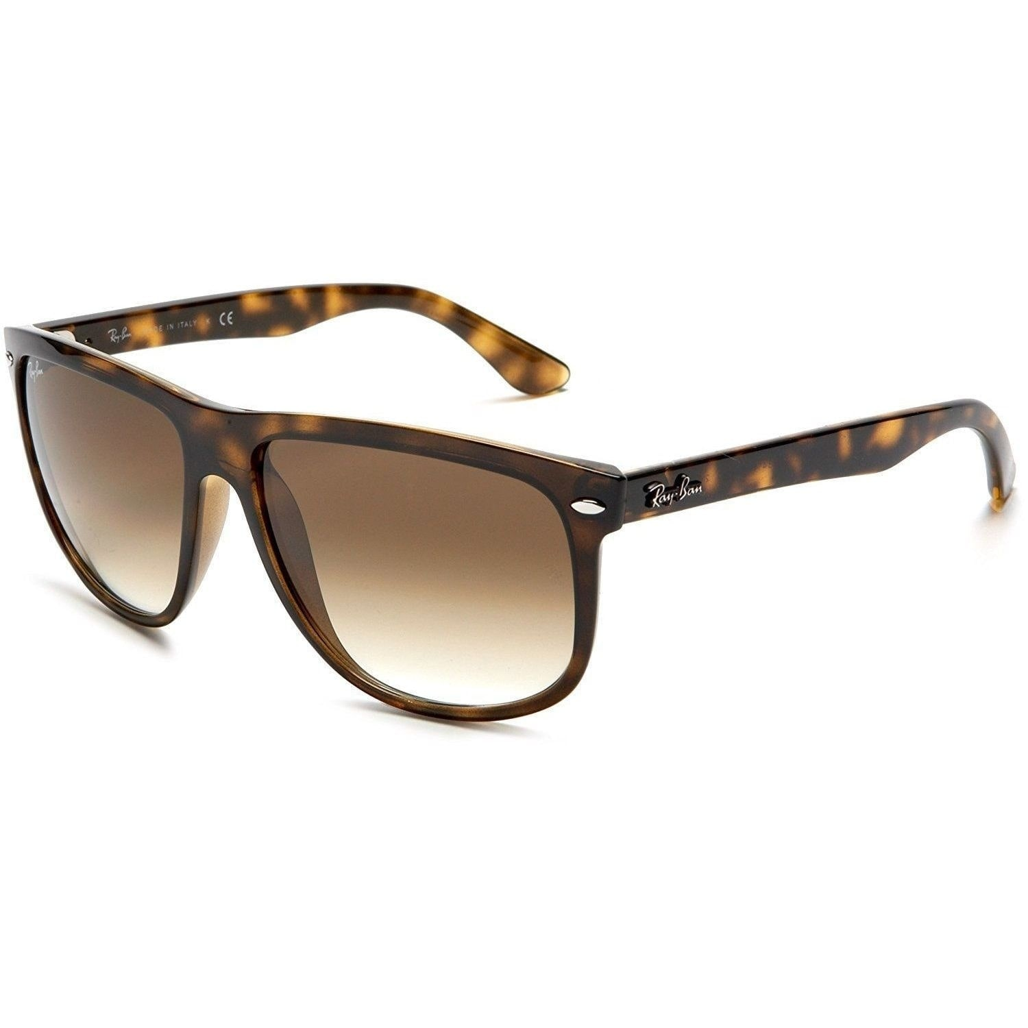 dd1dbbf8758 Shop Ray-Ban RB4147 710 51 Men s Tortoise Frame Light Brown Gradient 56mm Lens  Sunglasses - Free Shipping Today - Overstock - 15288129