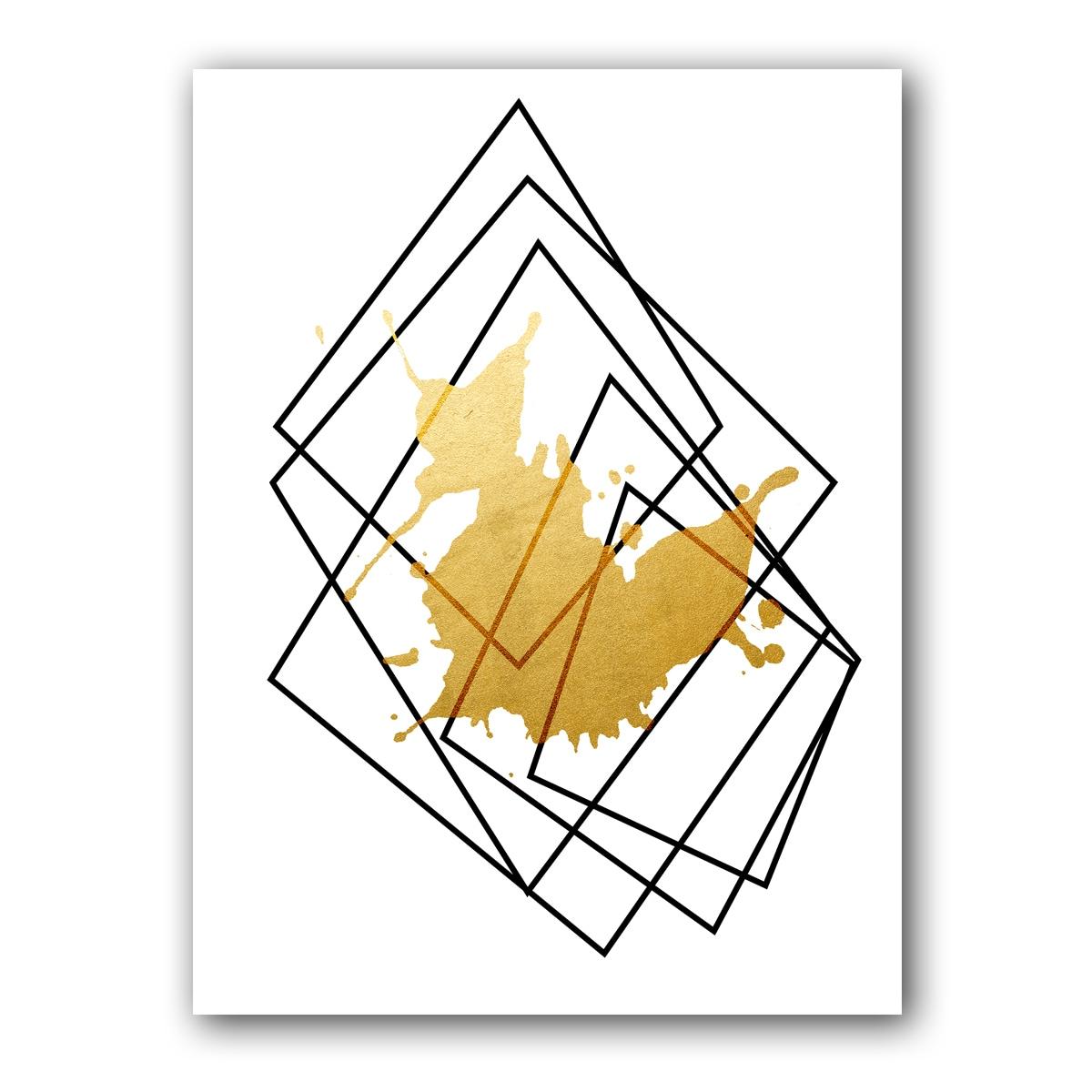Ready2HangArt Wall Decor \'Gilt Mod I\' in ArtPlexi - Free Shipping On ...