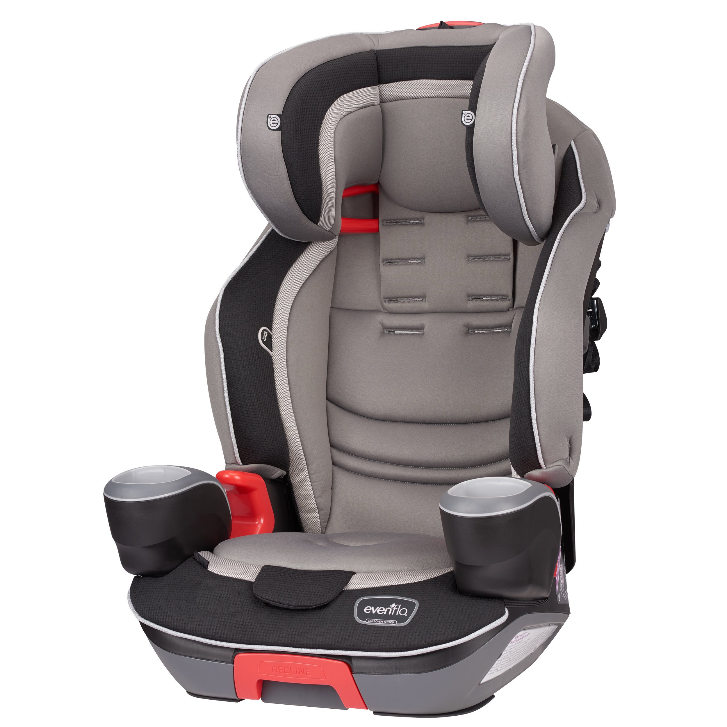 Shop Evenflo Platinum Evolve 3 In 1 Combination Booster Car Seat Theo