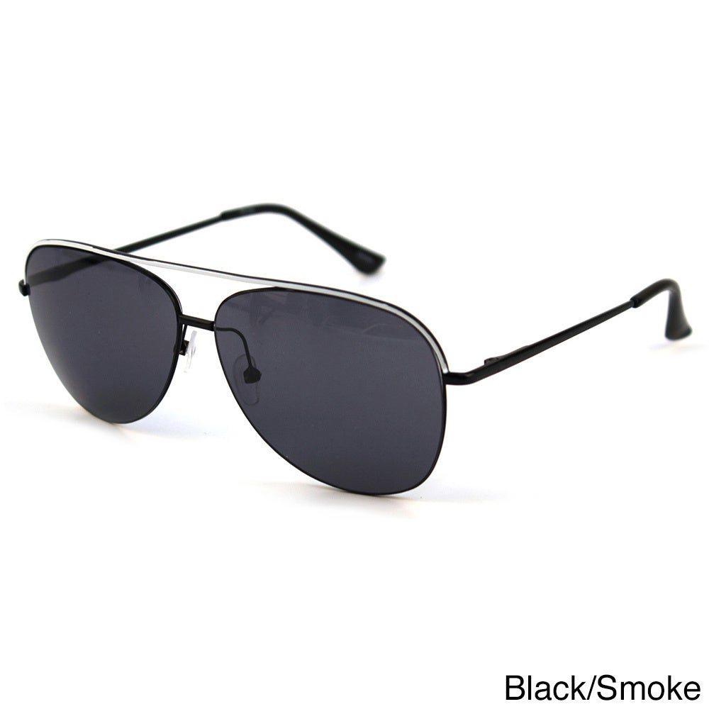 75707c08bc6 Shop Pop Fashionwear Top Line Metal Aviator Sunglasses - Free Shipping On  Orders Over  45 - Overstock - 15297138