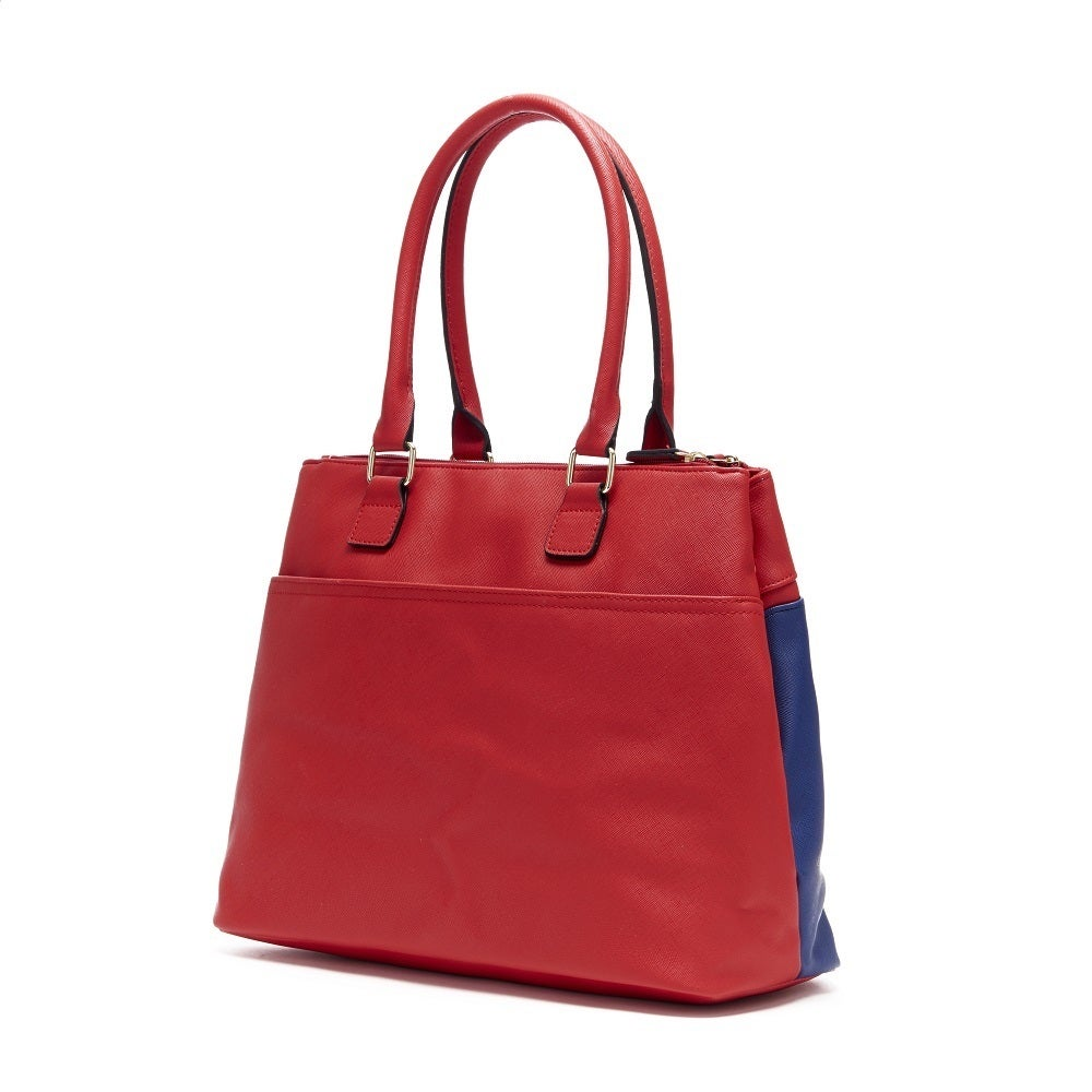 cae7a7076706 Shop U.S. Polo Assn. Jenna Triple Entry Tote Bag - Ships To Canada -  Overstock.ca - 15312881