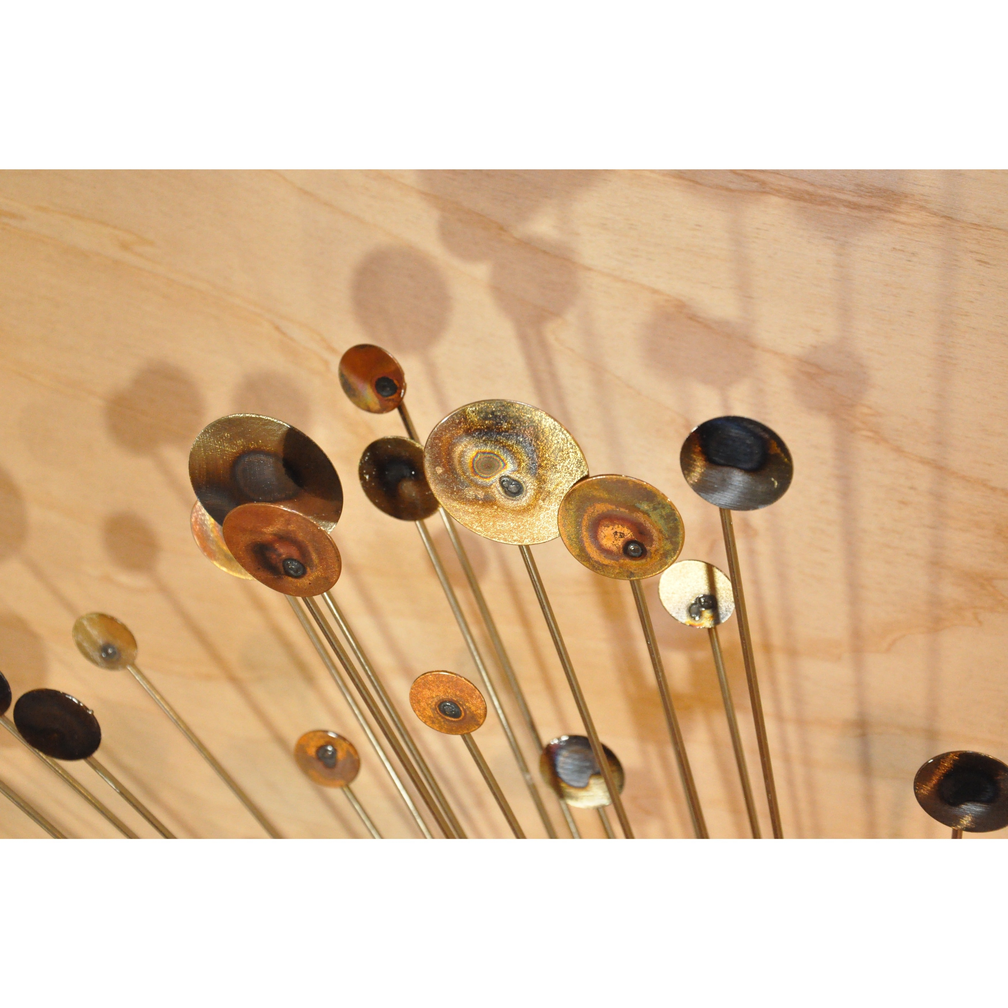 Dazzle Metal Wall Art by Metal Perspectives - Free Shipping Today ...