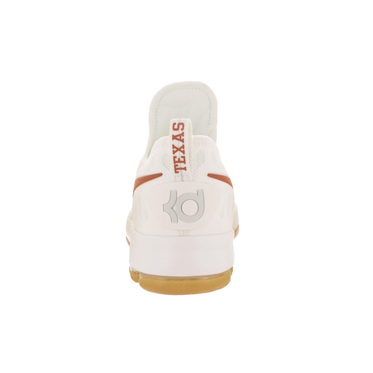 big sale dc2dc 73012 Nike Men's Zoom KD 9 Texas Basketball Shoe