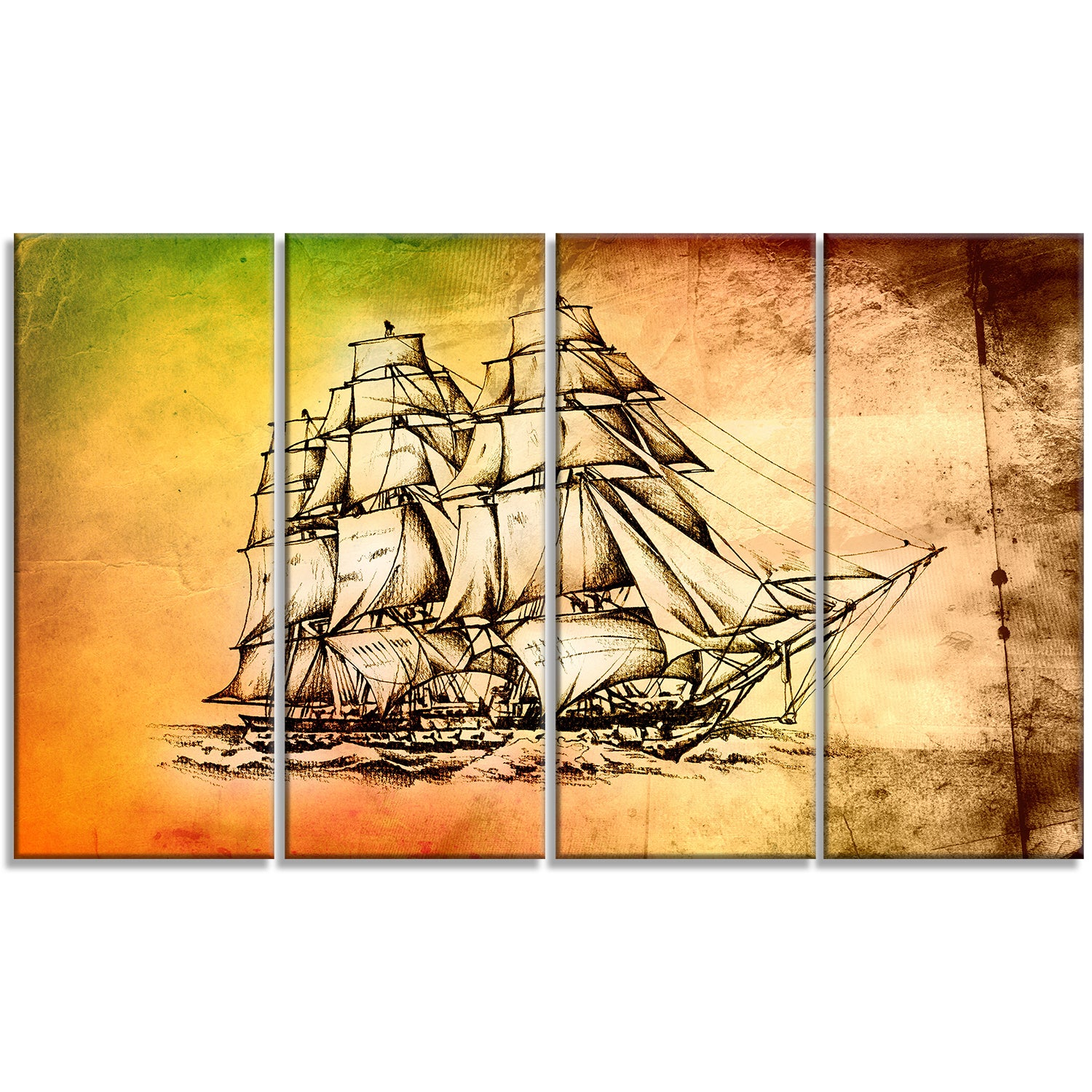 Awesome Boat Wall Decor Gift - All About Wallart - adelgazare.info