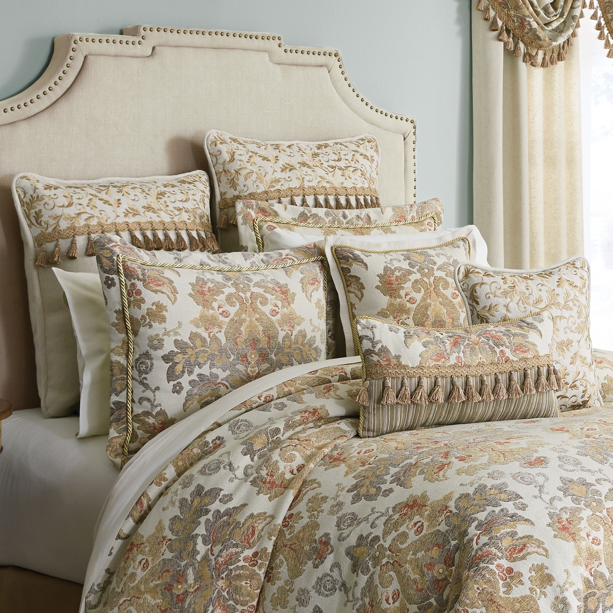 decorating household croscill sets of southwest decor home with veracruz touch class bedding regard plan in inspirations to comforter