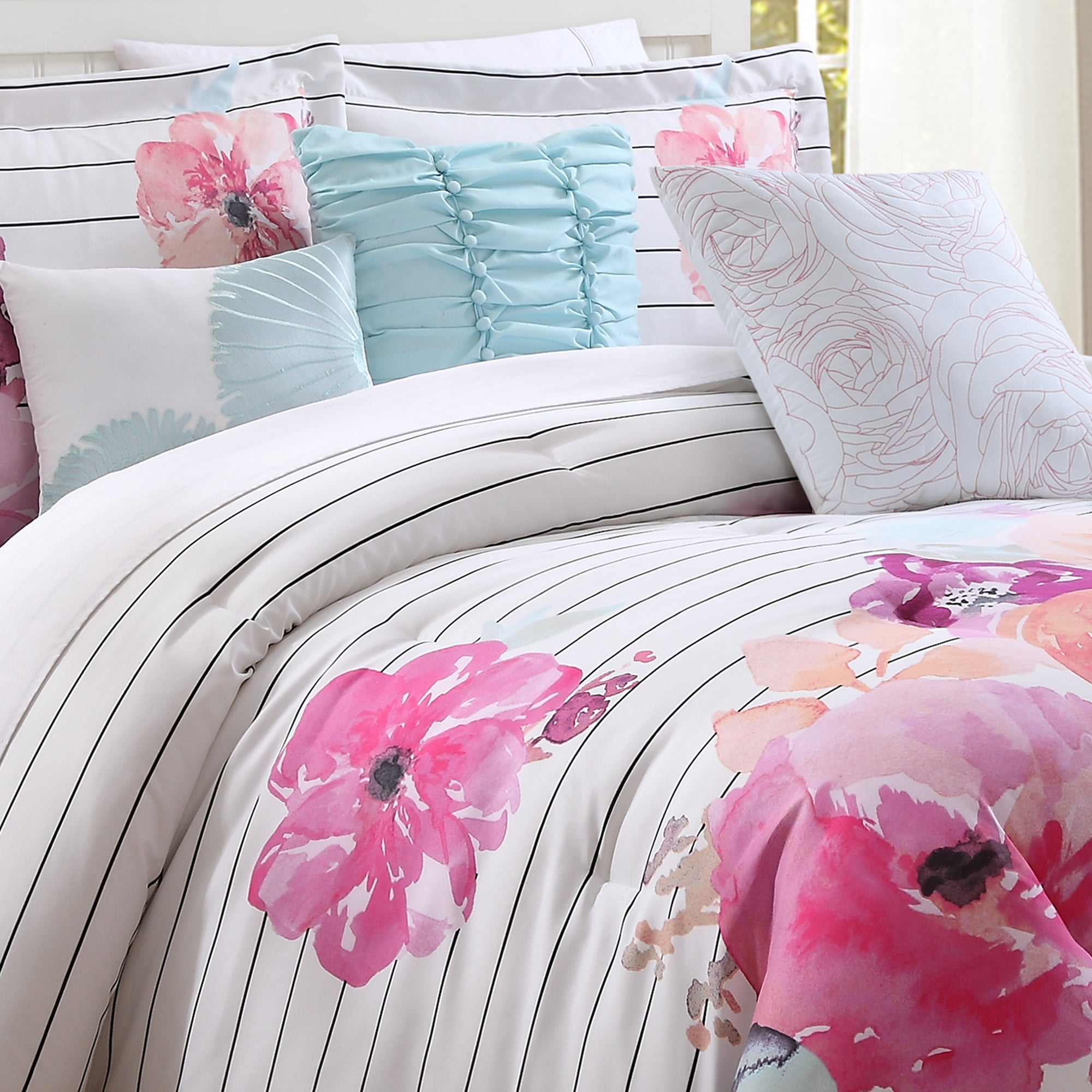 high set sheet comforter bedspreads linen bedding end floral grey and buy full bed thread size online cover cheap of count sheets white quality pretty sets comforters discount