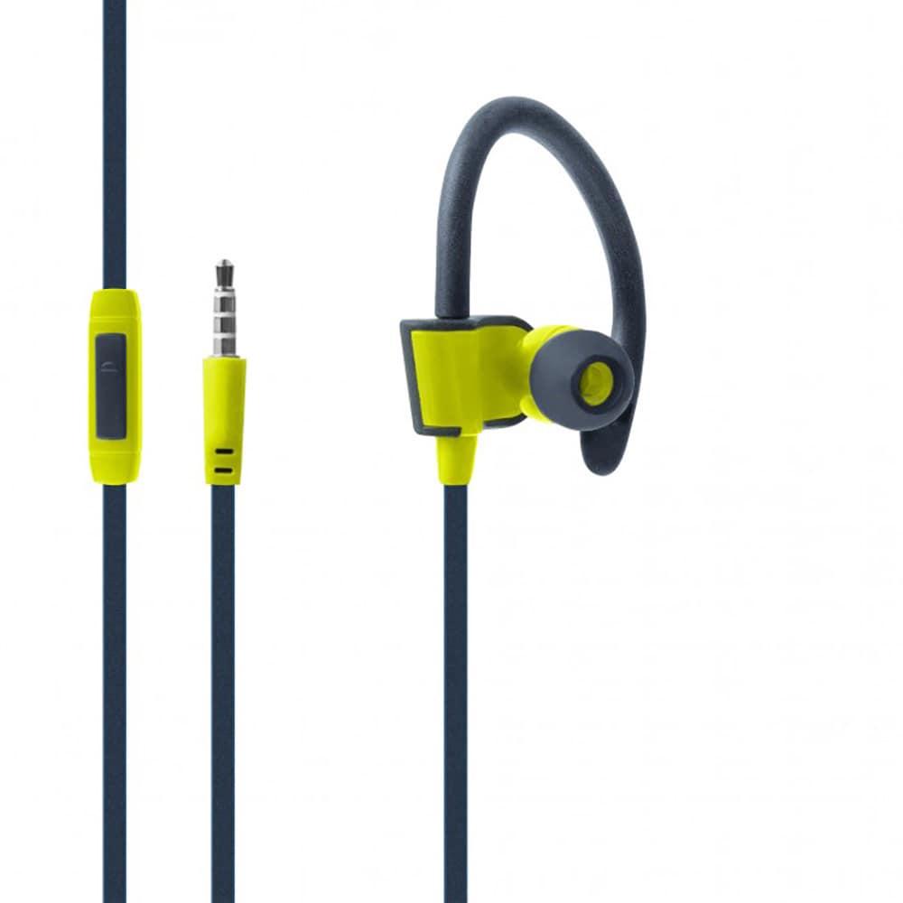 417401dd3bb Shop OVERTIME Solar Sport Earbud Wrap 3.5mm Hi-Fi Stereo In-Ear Earphone  Headphone - Free Shipping On Orders Over $45 - Overstock - 15341121