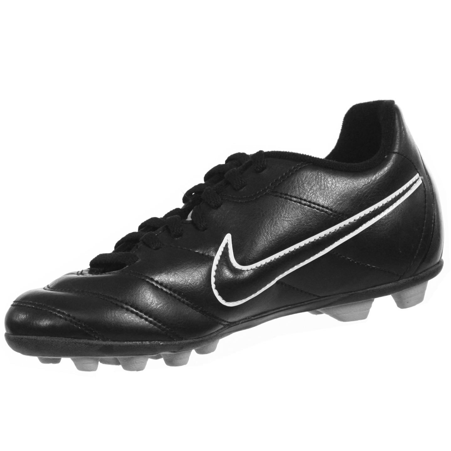 86c97d4fe550 Shop NIKE JR TIEMPO RIO INTERCHANGE FG-R Youth Soccer Cleat - Free Shipping  On Orders Over  45 - Overstock - 15341564