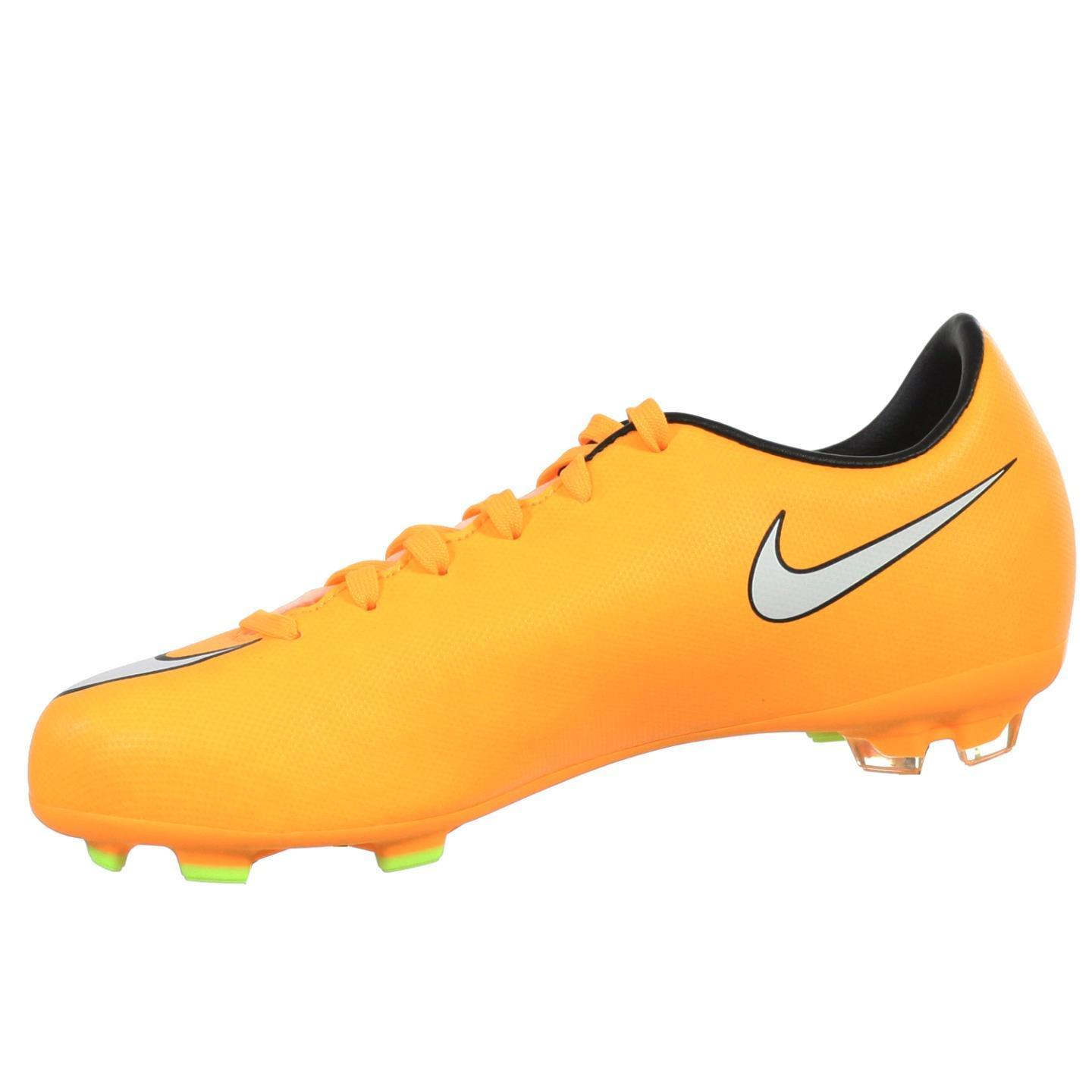 separation shoes 6b012 e11e2 Shop NIKE JR MERCURIAL VICTORY V FG Youth Soccer Cleat - Free Shipping  Today - Overstock - 15341567