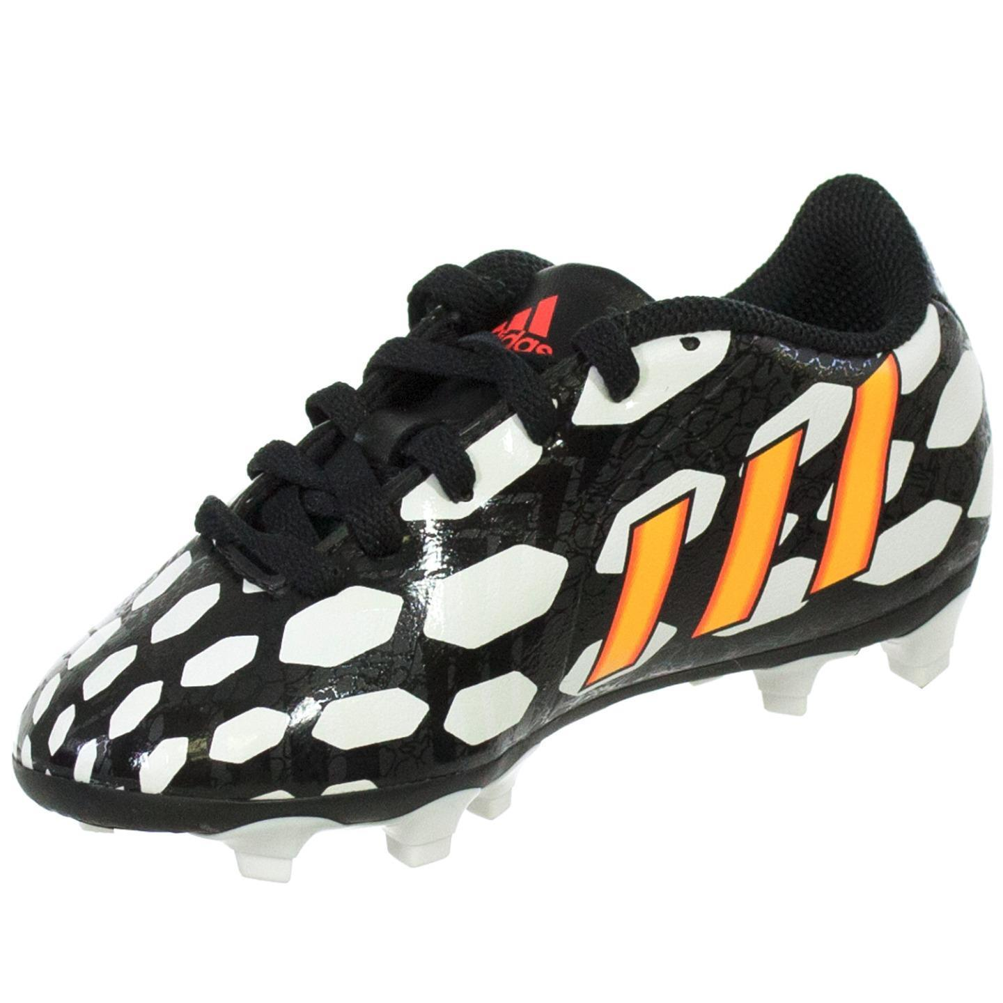 59a7d06c8b75 Shop ADIDAS PREDITO LZ FG (WC) Youth Molded Soccer Cleats - Free Shipping  On Orders Over  45 - Overstock - 15341586