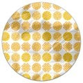 Sun Of The East Round Tablecloth in Small (As Is Item)