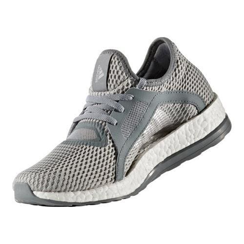 Women's adidas Pure Boost X Trainer Vista Grey/Silver Metallic/Mid Grey -  Free Shipping Today - Overstock.com - 21837987