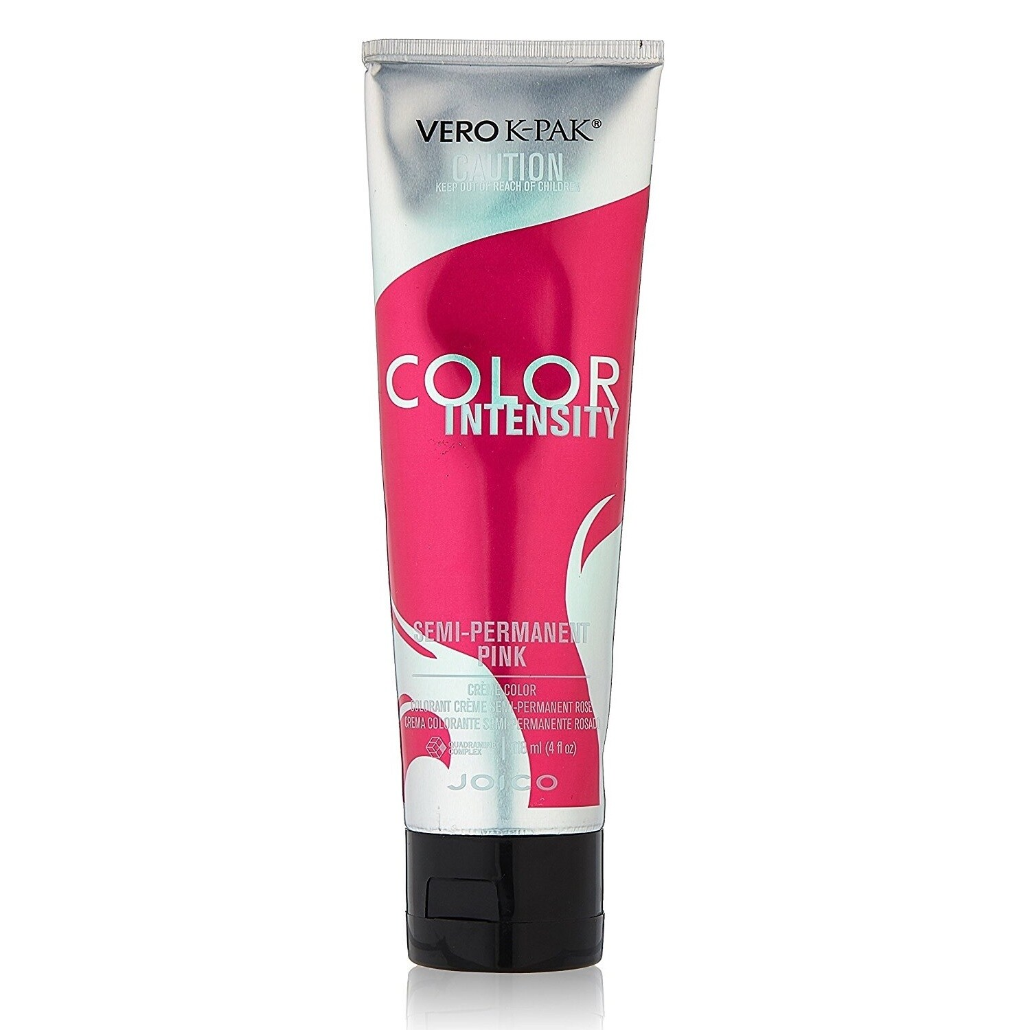 Shop Joico Intensity 4 Ounce Semi Permanent Hair Color Hot Pink