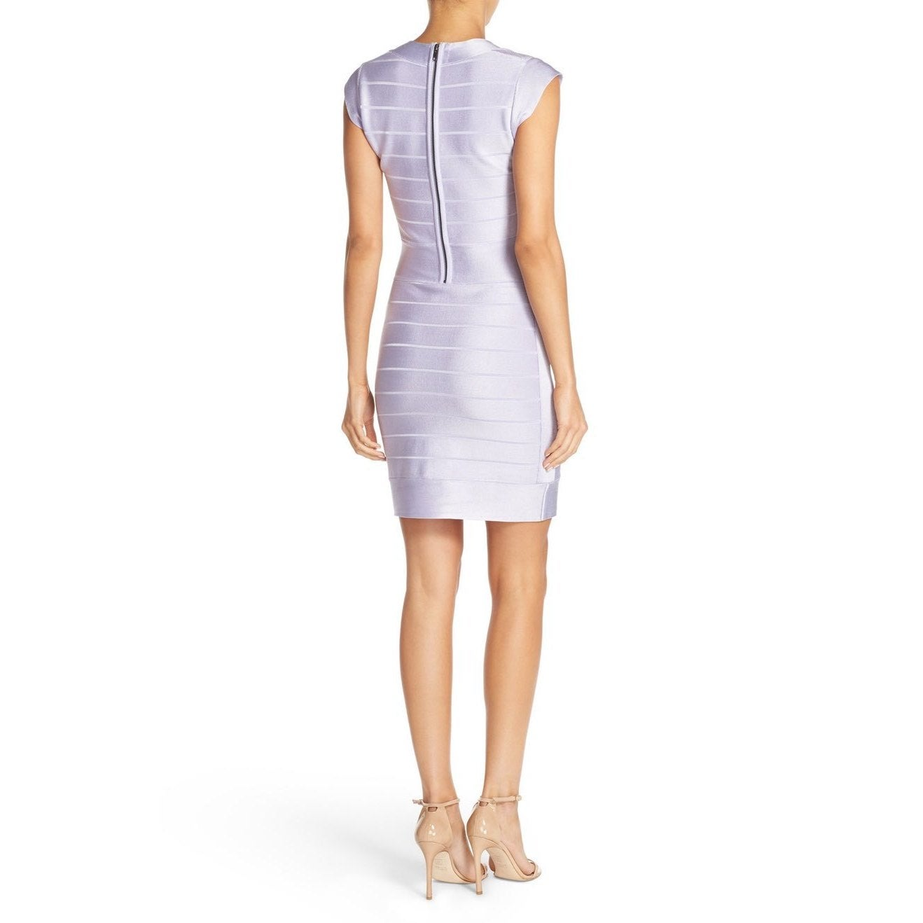 b8bec71e35d9 Shop French Connection Women s Miami Spotlight Bandage Dress - Free  Shipping Today - Overstock - 15410971