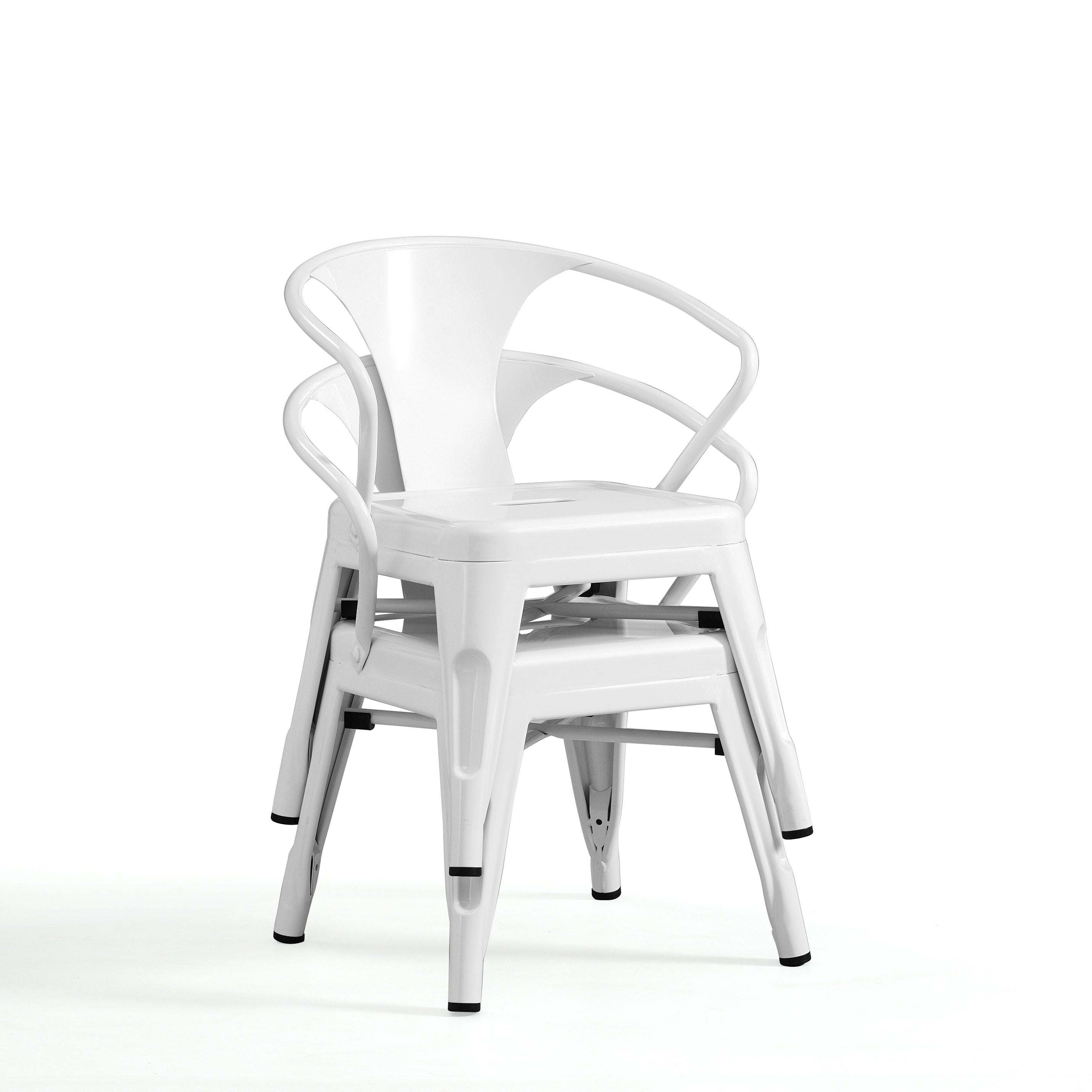 Carbon Loft Kids Tabouret Stacking Chair (Set Of 2)   Free Shipping Today    Overstock.com   21876122