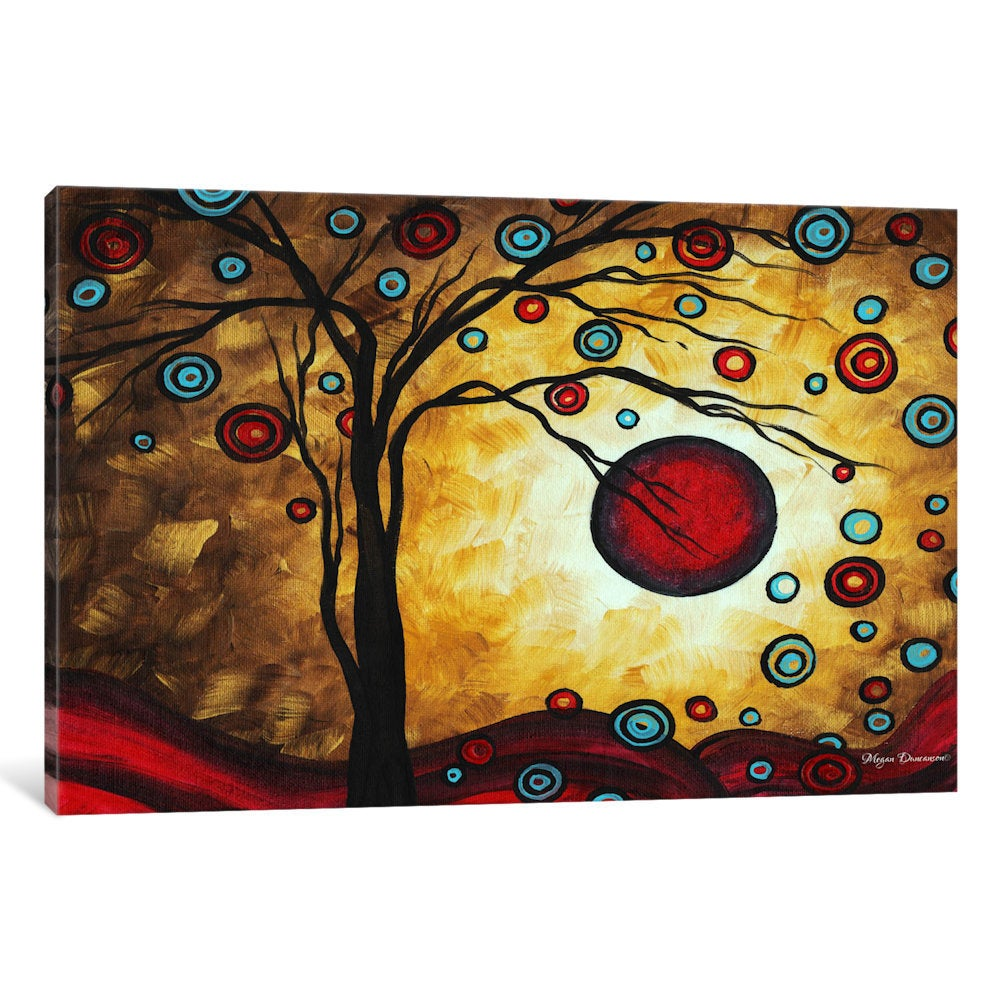 iCanvas \'Freedom of Joy\' by Megan Duncanson Canvas Print - Free ...