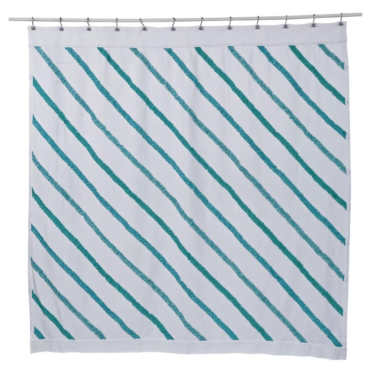 Shop Sea Glass Shower Curtain