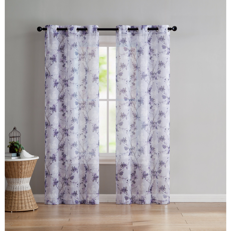 curtain joss curtains purple pinterest drapes office grommet or sheer main pin panel
