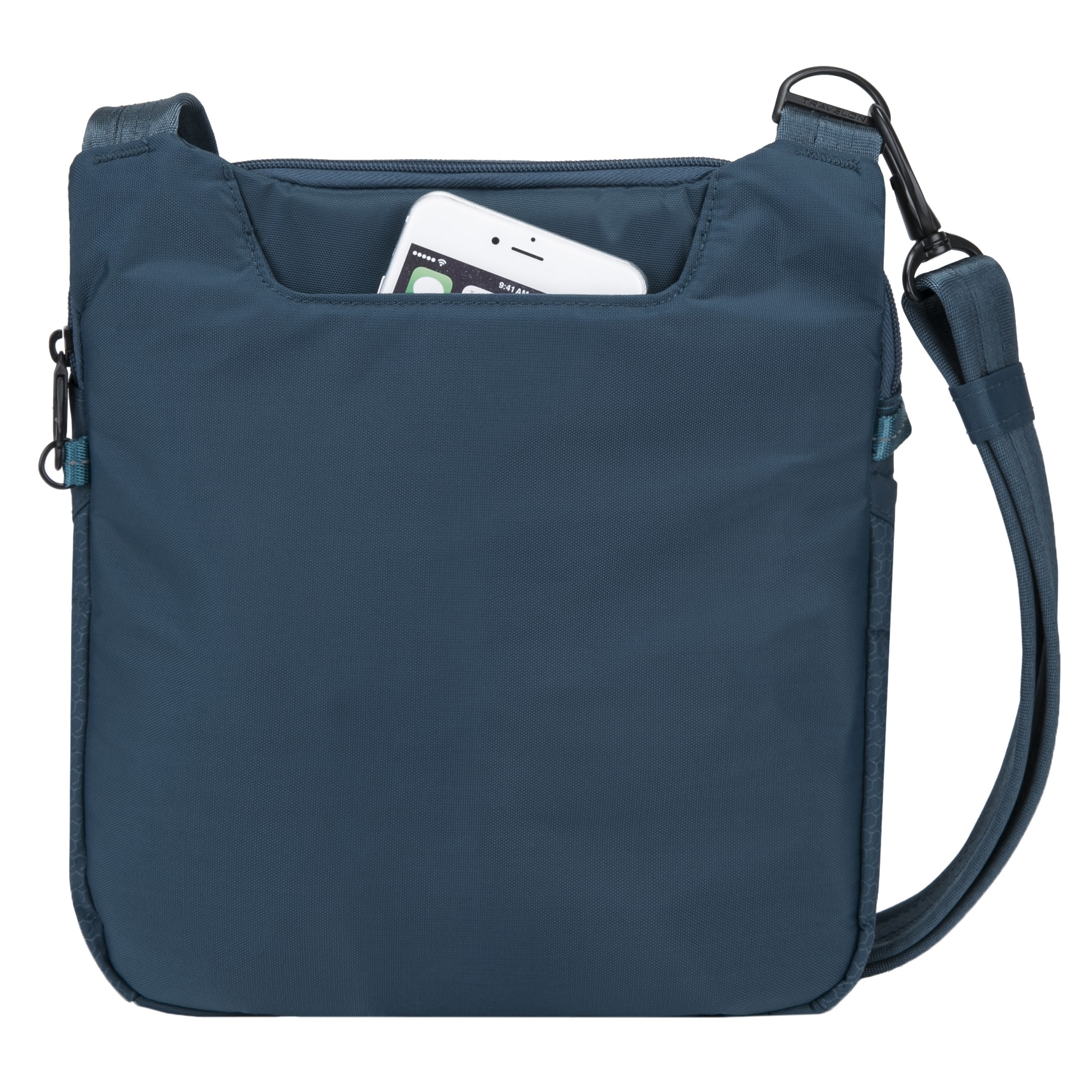 Shop Travelon Anti-Theft Active Small Crossbody Bag - Free Shipping On  Orders Over  45 - Overstock - 15614262 1d3e4a50891a7