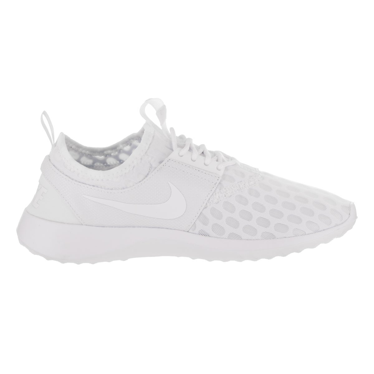 Nike Women's Juvenate White No-tongue Design Running Shoes - Free Shipping  Today - Overstock.com - 22050401