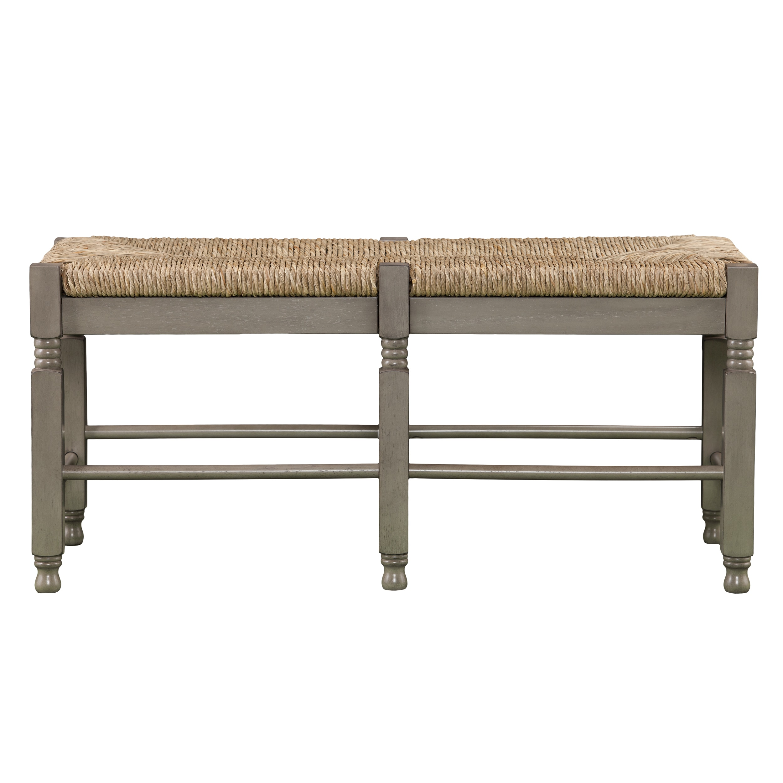 Perfect Harper Blvd Kennon Seagrass Bench/ Cocktail Table   Free Shipping Today    Overstock.com   22050530 Nice Look