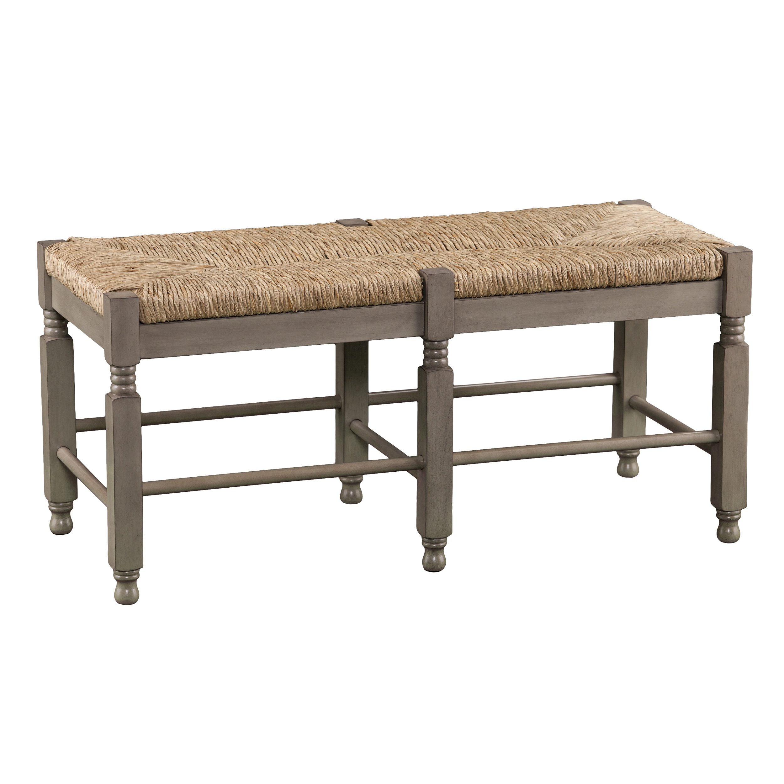 Nice Harper Blvd Kennon Seagrass Bench/ Cocktail Table   Free Shipping Today    Overstock.com   22050530 Gallery