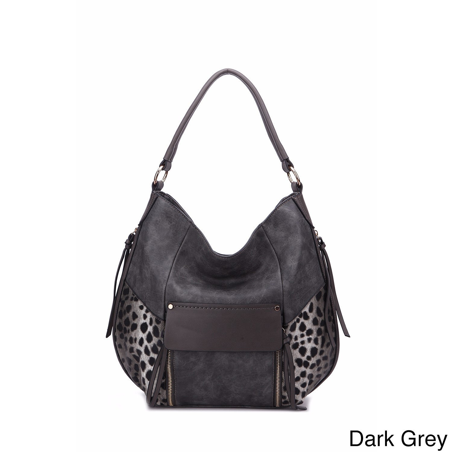 bfc10cbc1490 Shop MKF Collection Shana Hobo Bag by Mia K. Farrow - On Sale - Free  Shipping Today - Overstock - 15630919