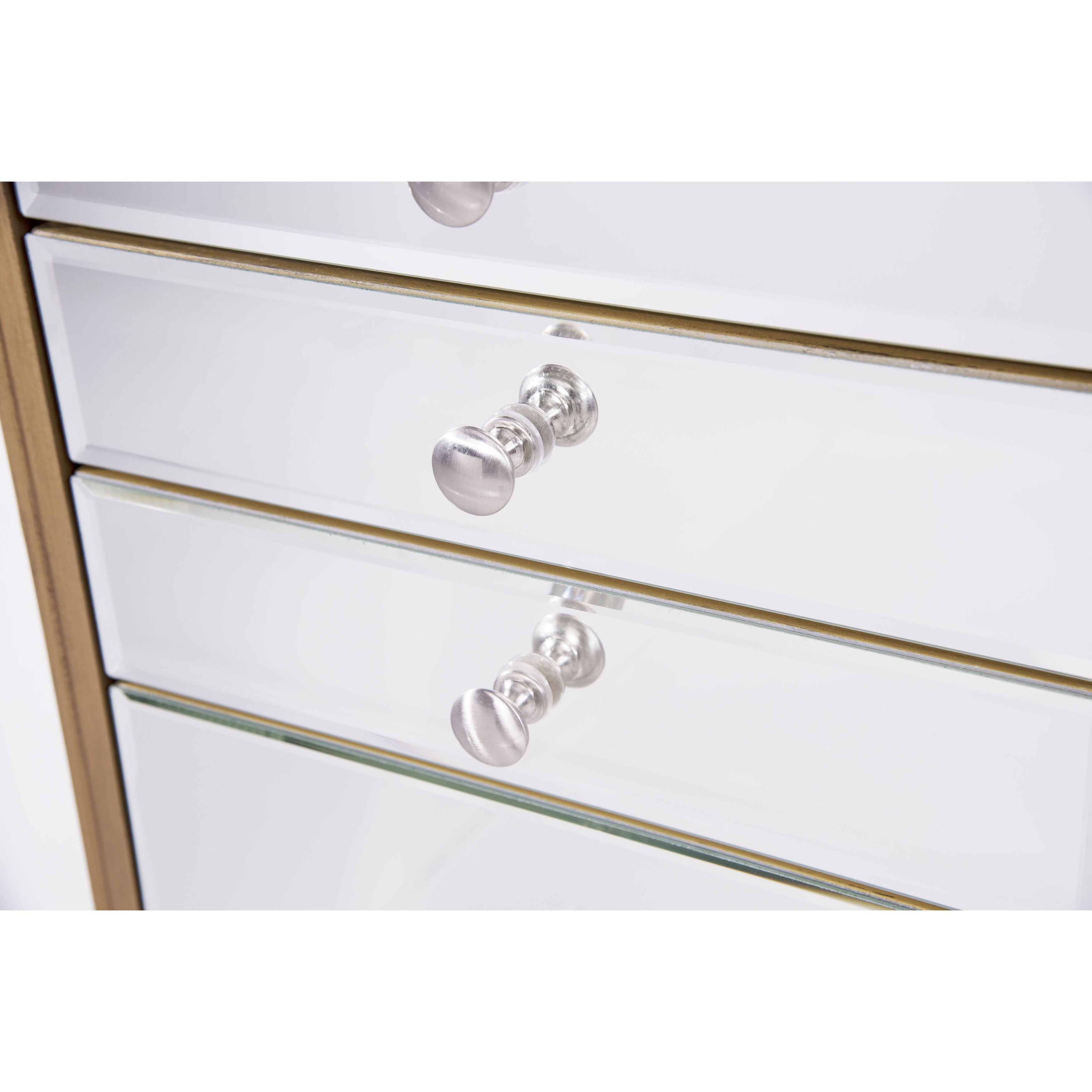 Elegant Lighting Contempo 7 Drawer Jewelry Armoire Free Shipping