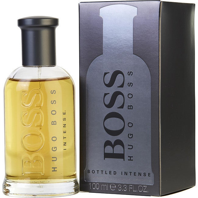 Shop Hugo Boss Bottled Intense Mens 33 Ounce Eau De Parfum Spray