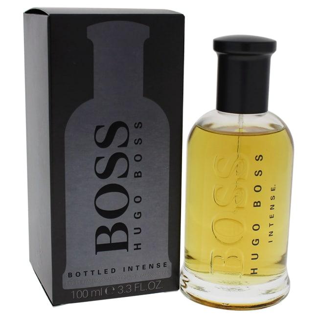 de5ed411d4 Shop Hugo Boss Bottled Intense Men's 3.3-ounce Eau de Parfum Spray ...