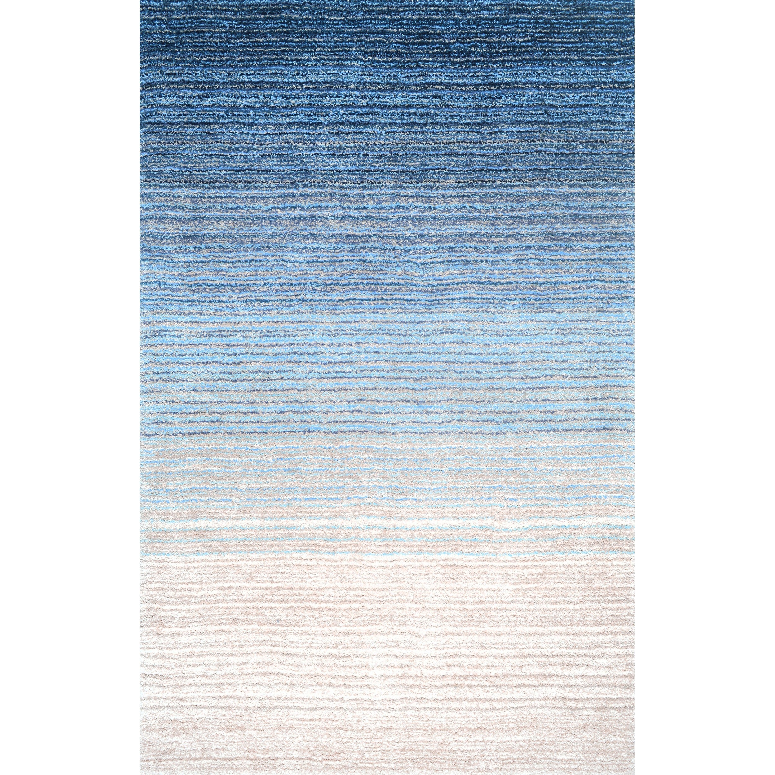 shag rug x solid blue navy size cozy safavieh ombre pin california