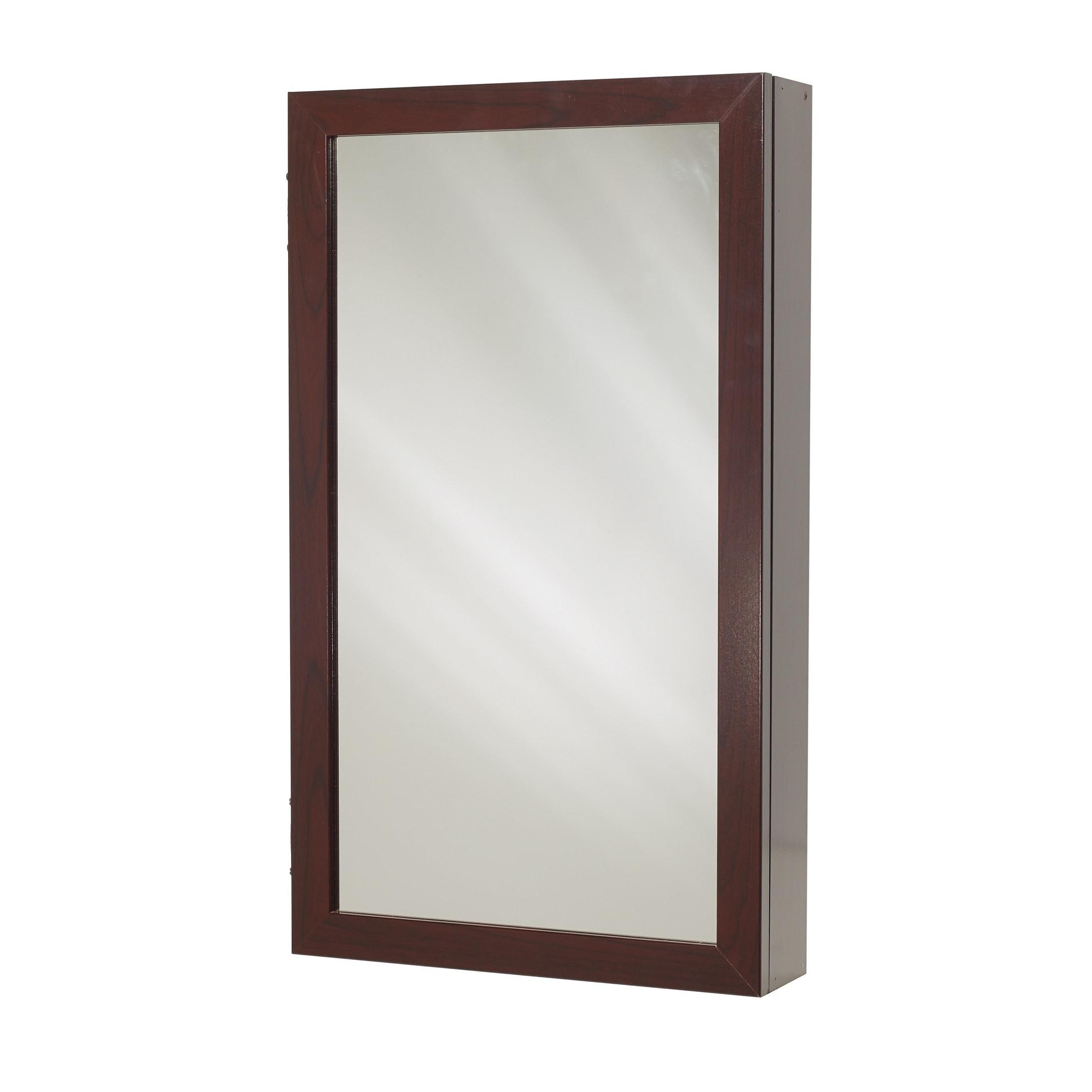 Shop Butler EntryWay Armoire 14x24-mirror- White - Free Shipping ...