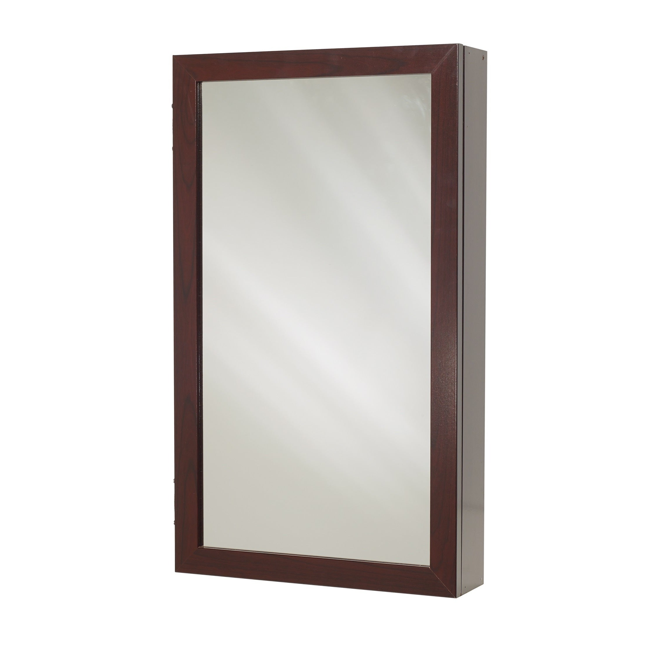 Butler EntryWay Armoire 14x24-mirror- White - Free Shipping Today ...