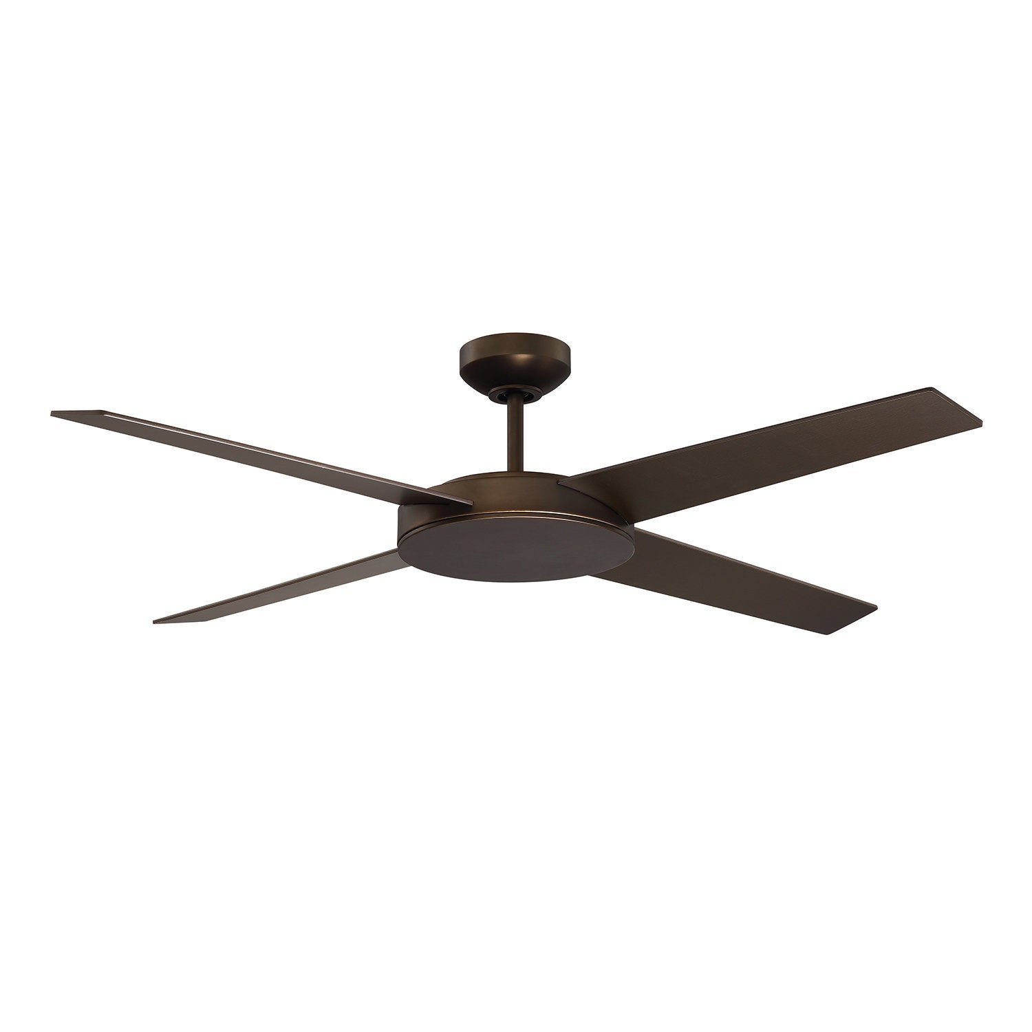 Lopro Architectural Bronze 52 inch LED DC motor Ceiling Fan Free