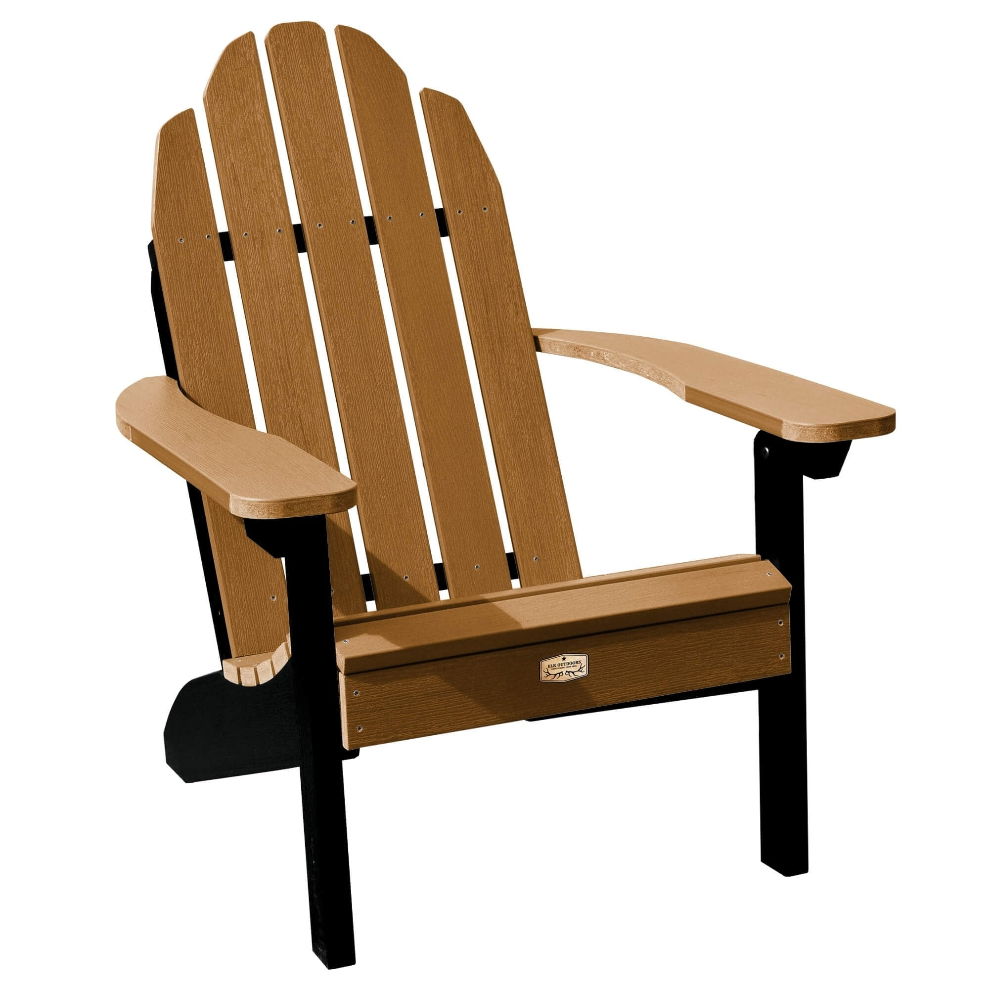 Gentil Shop ELK OUTDOORS® Essential Eco Friendly Adirondack Chair   Free Shipping  Today   Overstock.com   15809479